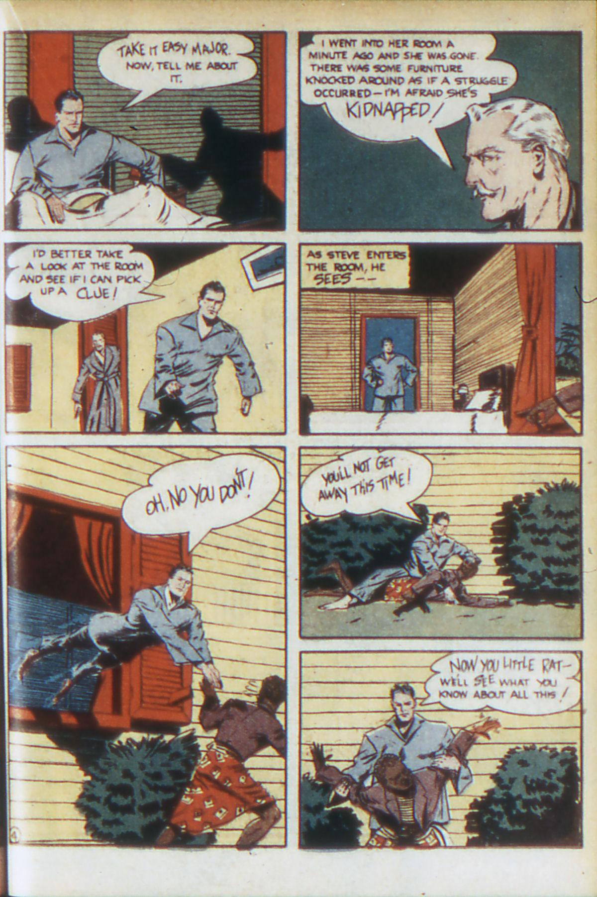 Read online Adventure Comics (1938) comic -  Issue #64 - 28