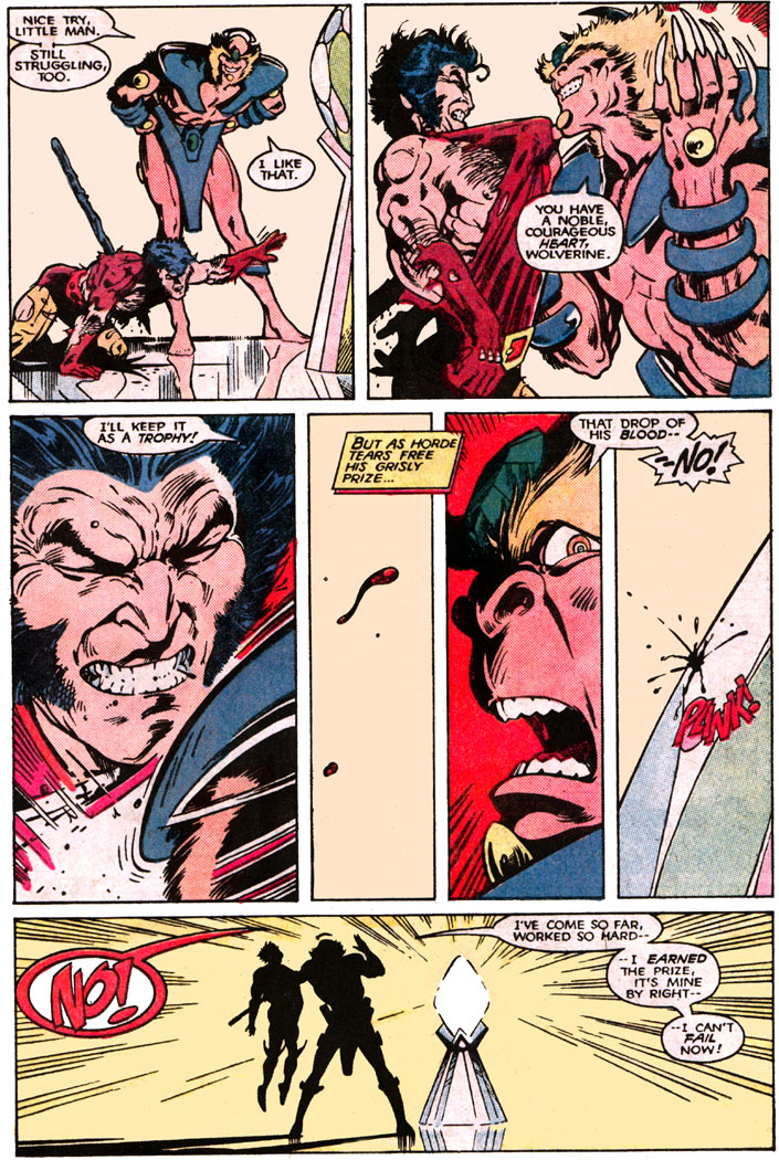 Uncanny X-Men (1963) issue _Annual_11 - Page 36