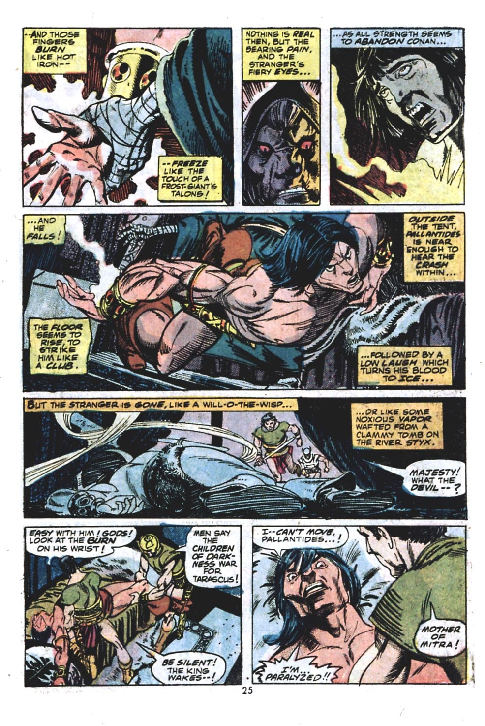 Giant-Size Conan issue 1 - Page 21