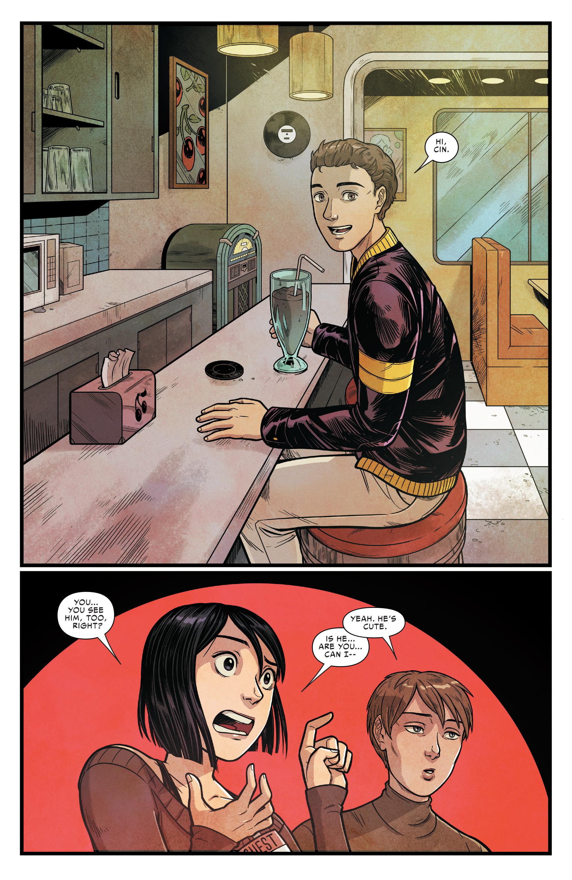 Read online Silk (2016) comic -  Issue #16 - 9