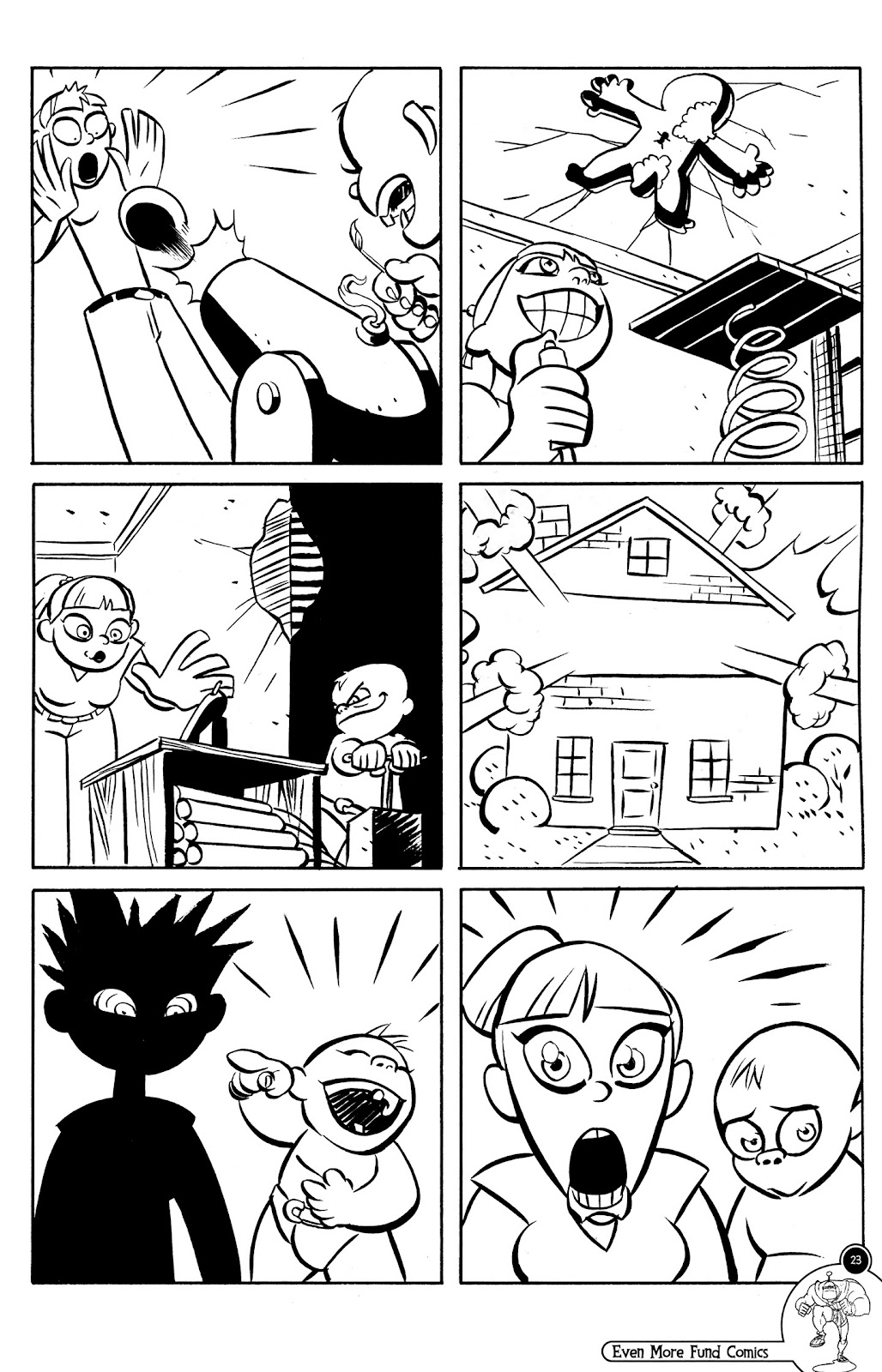 Read online Even More Fund Comics comic -  Issue # TPB (Part 1) - 23