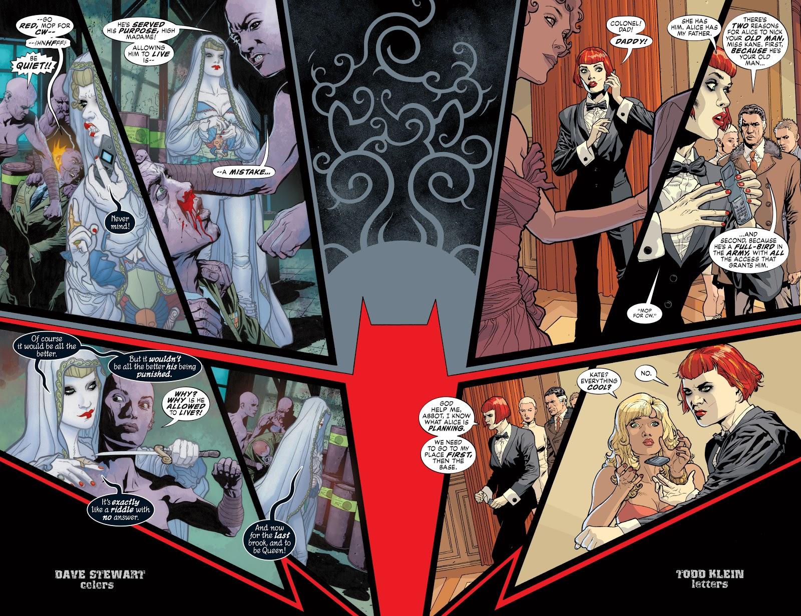 Read online Detective Comics (1937) comic -  Issue # _TPB Batwoman – Elegy (New Edition) (Part 1) - 67