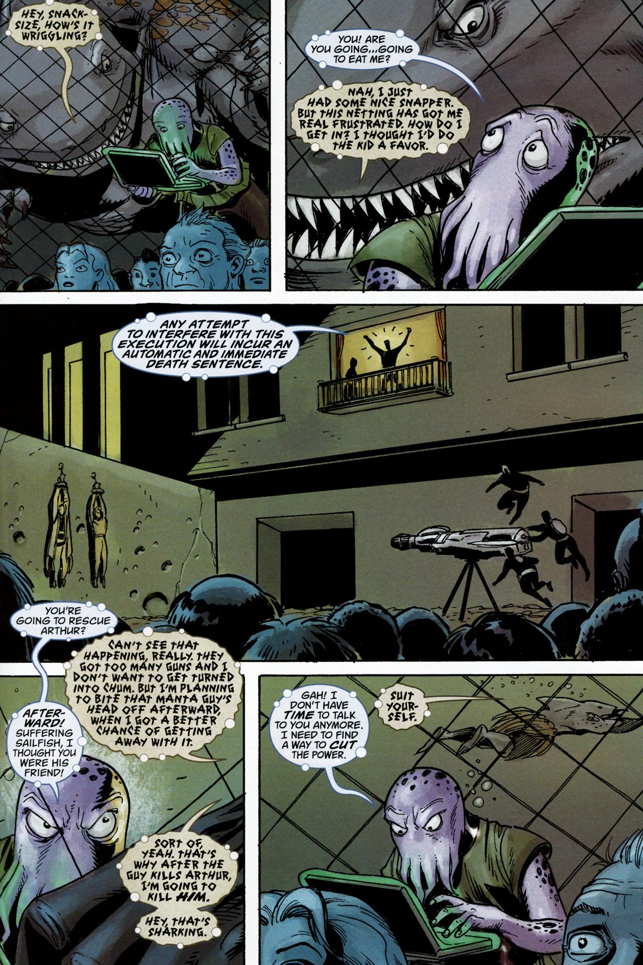 Read online Aquaman: Sword of Atlantis comic -  Issue #53 - 16