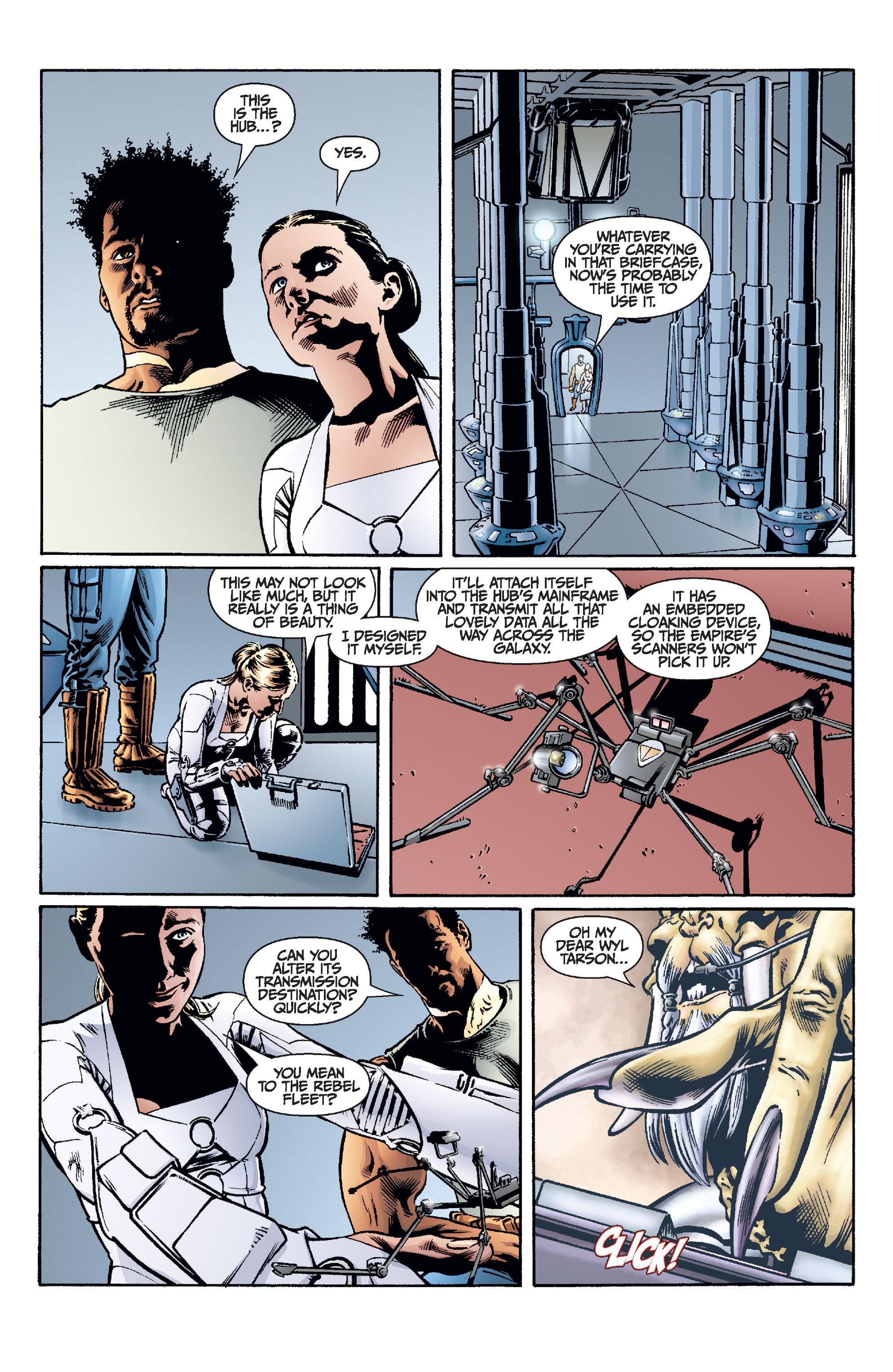 Read online Star Wars Omnibus comic -  Issue # Vol. 20 - 290