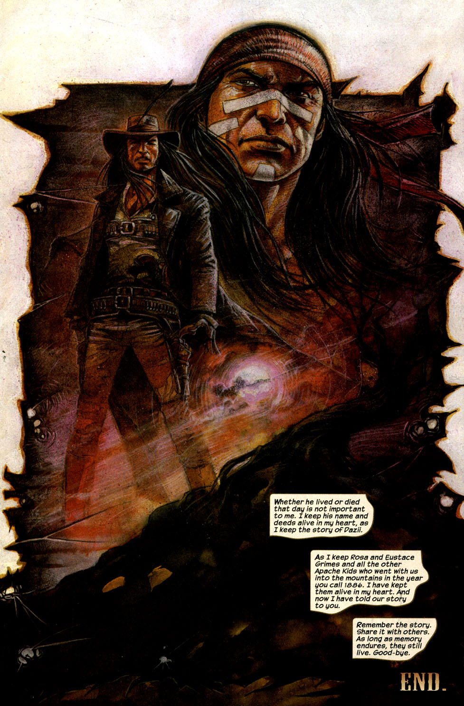 Read online Apache Skies comic -  Issue #4 - 24