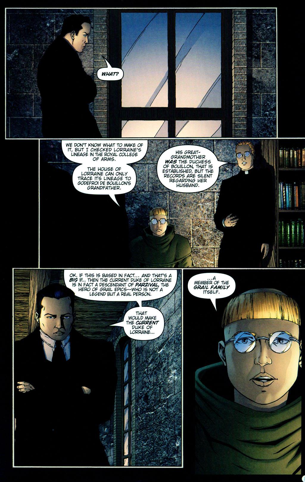 Read online Rex Mundi comic -  Issue #12 - 15