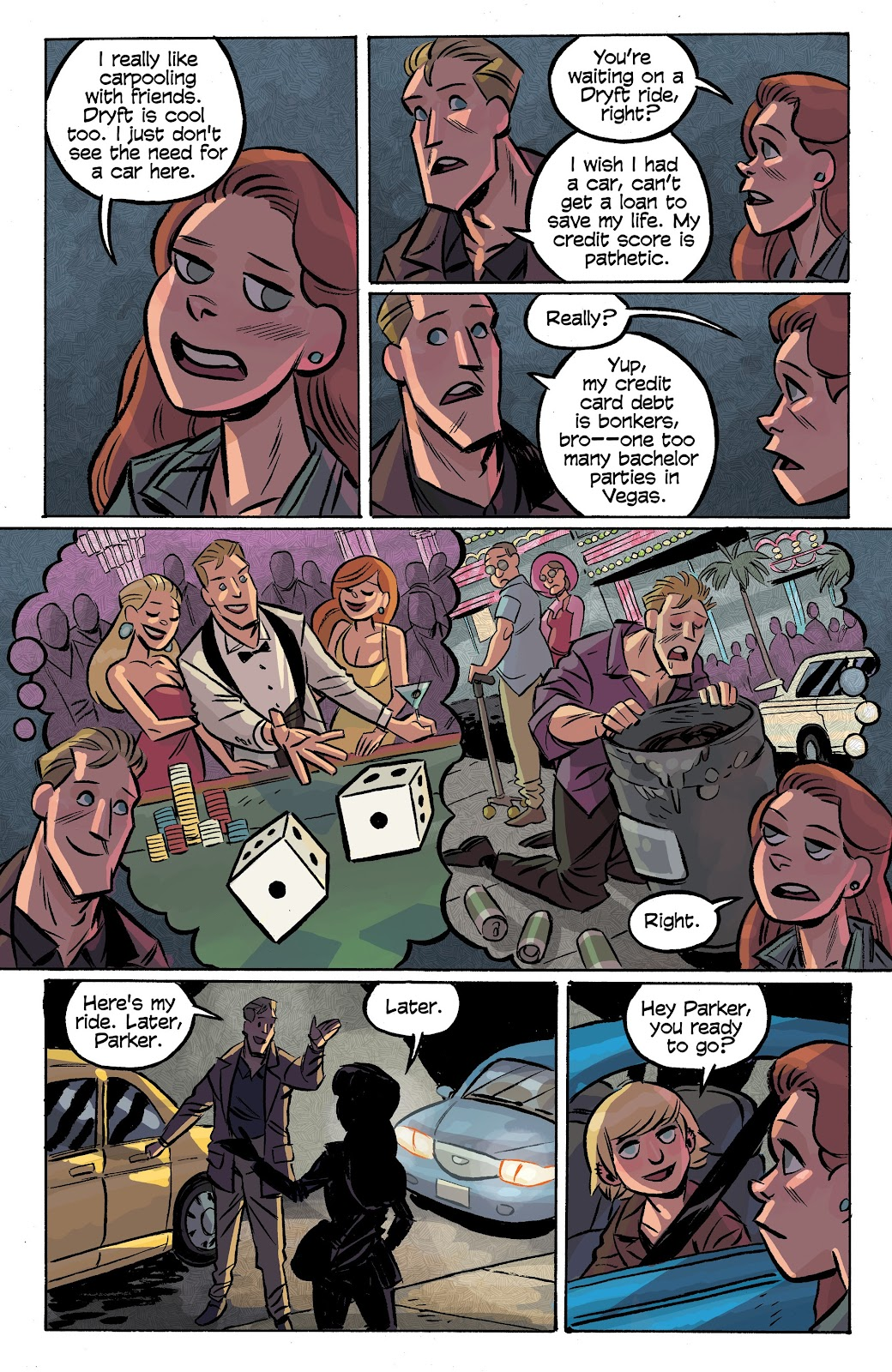 Read online Cellies comic -  Issue #7 - 7