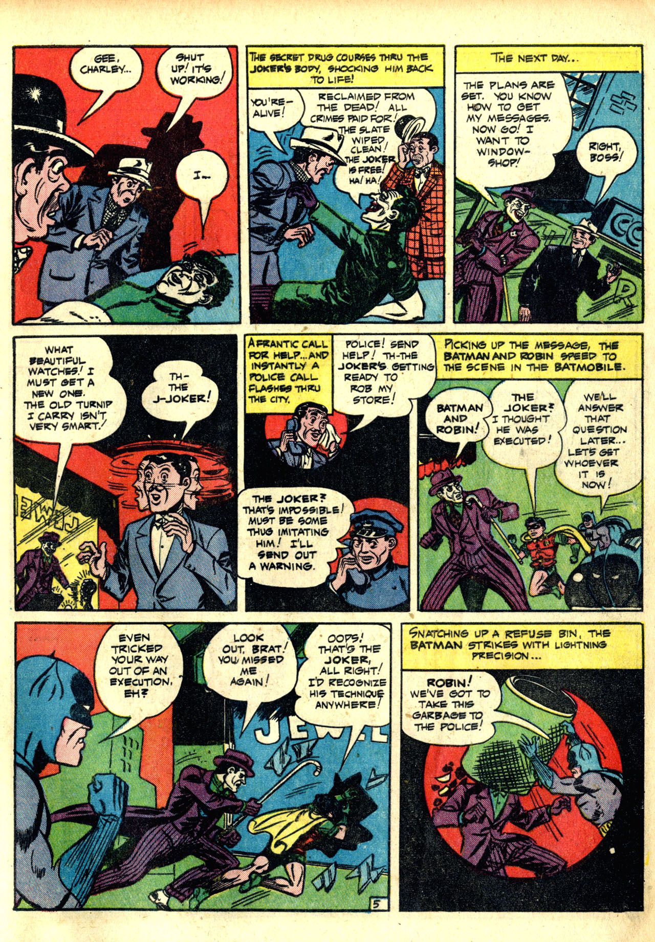Detective Comics (1937) 64 Page 6