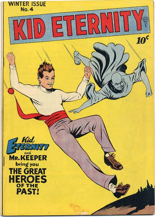Kid Eternity (1946) 4 Page 1