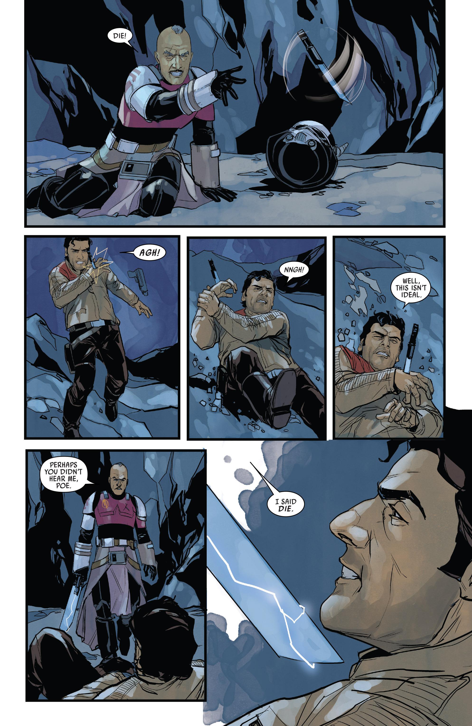 Read online Star Wars: Poe Dameron comic -  Issue #13 - 15