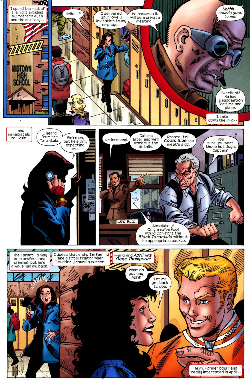 Web of Spider-Man (2009) Issue #6 #6 - English 23