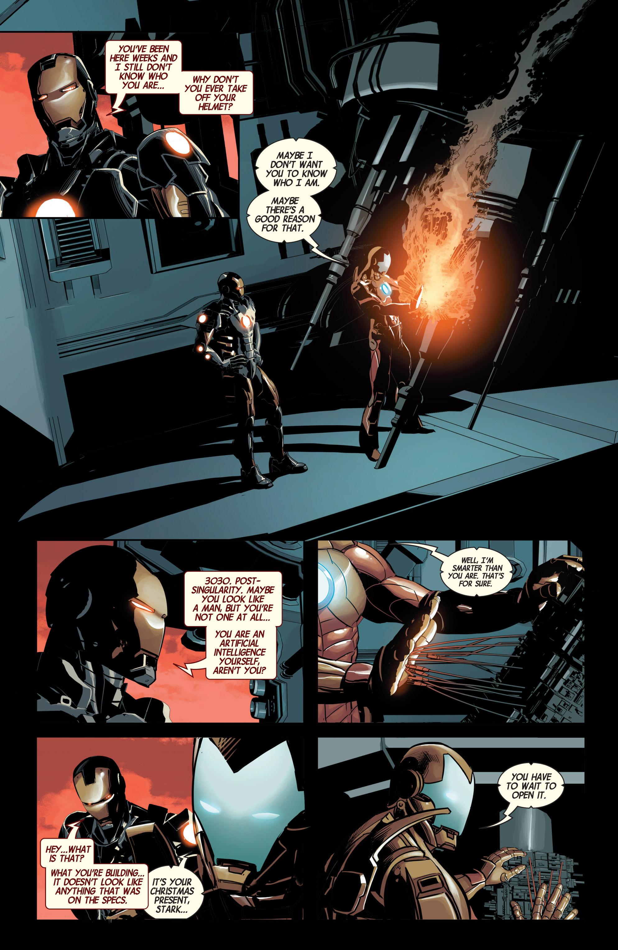 Read online Avengers (2013) comic -  Issue #Avengers (2013) _TPB 5 - 26