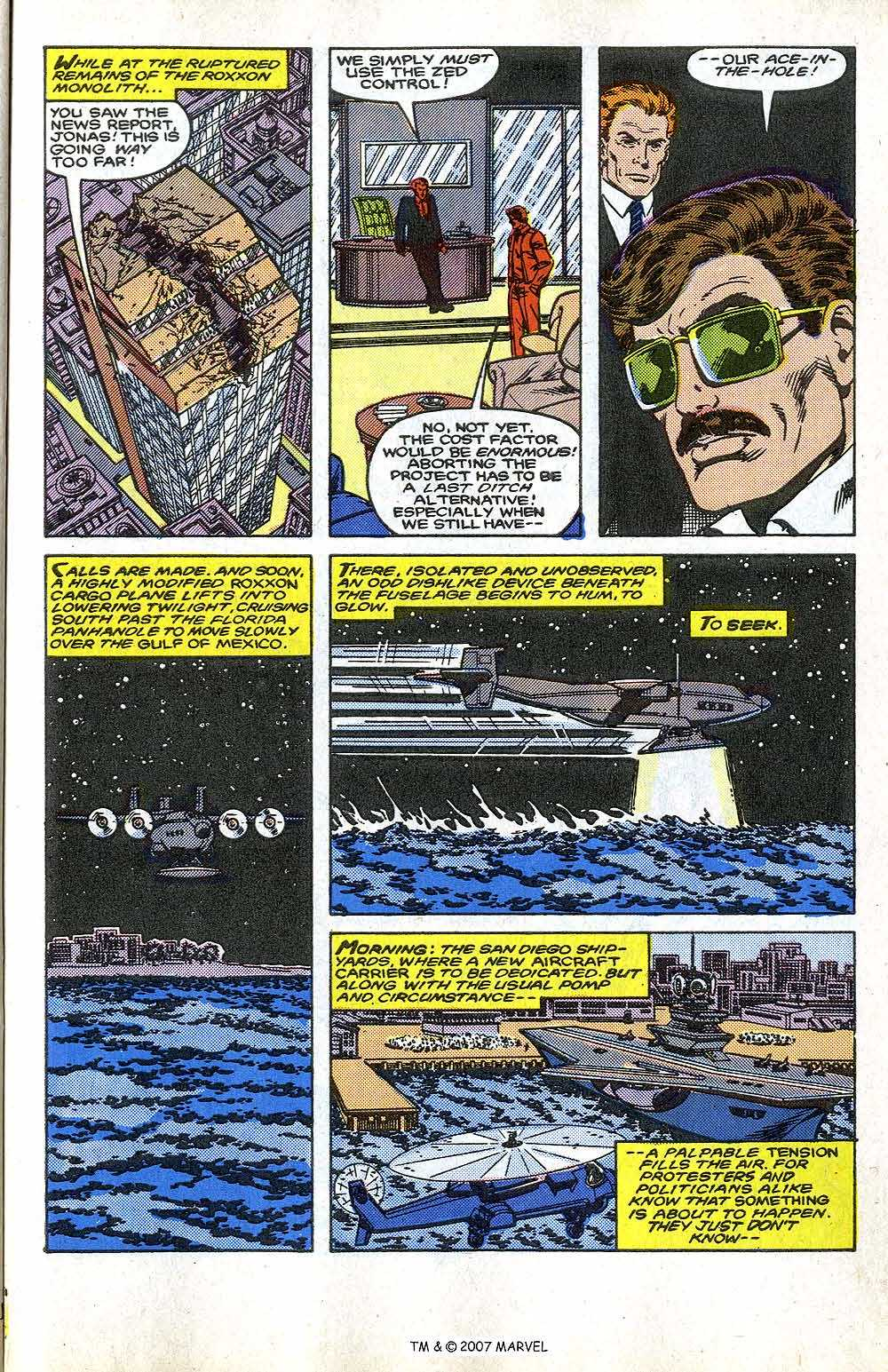 Iron Man Annual issue 9 - Page 31