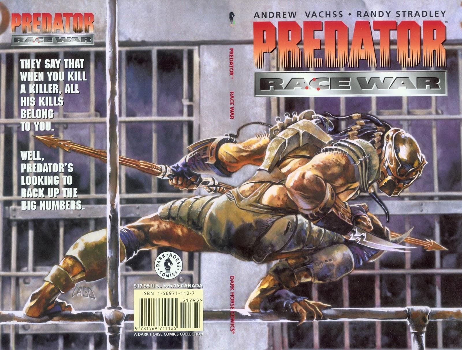 Predator: Race War TPB Page 1