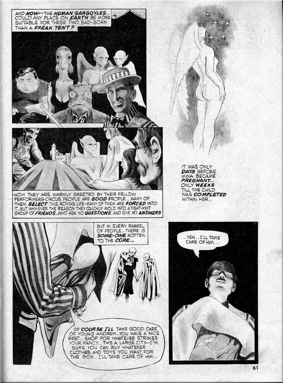 Nightmare (1970) issue 10 - Page 62
