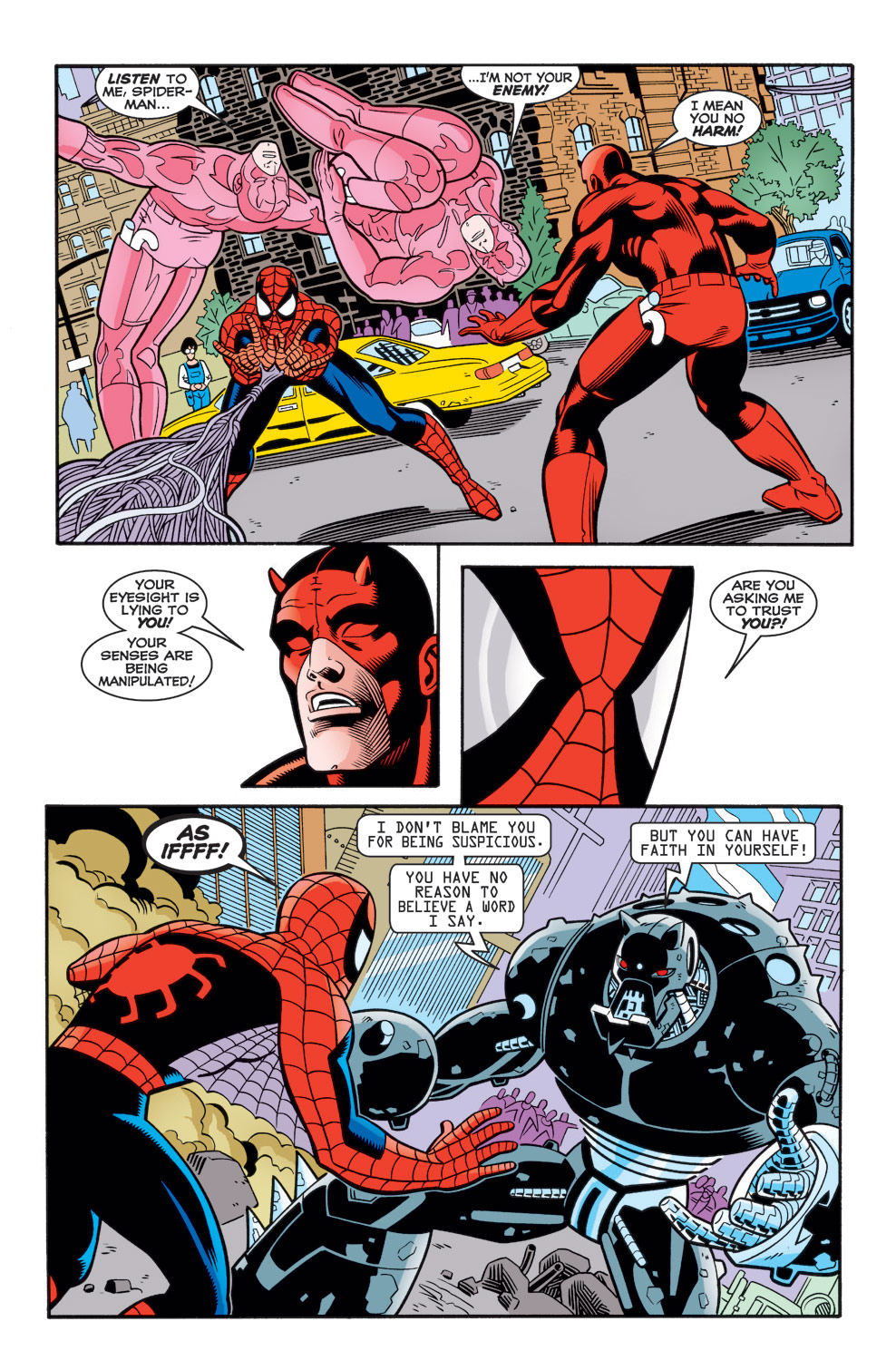 The Amazing Spider-Man (1963) 438 Page 16