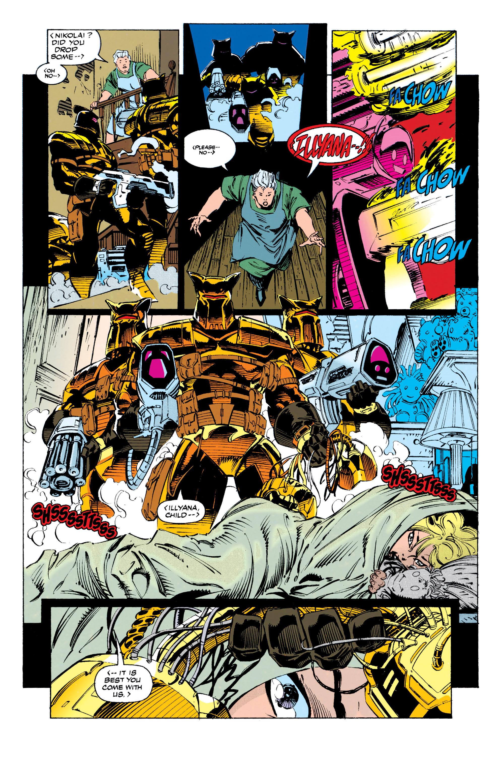 X-Men (1991) 18 Page 20