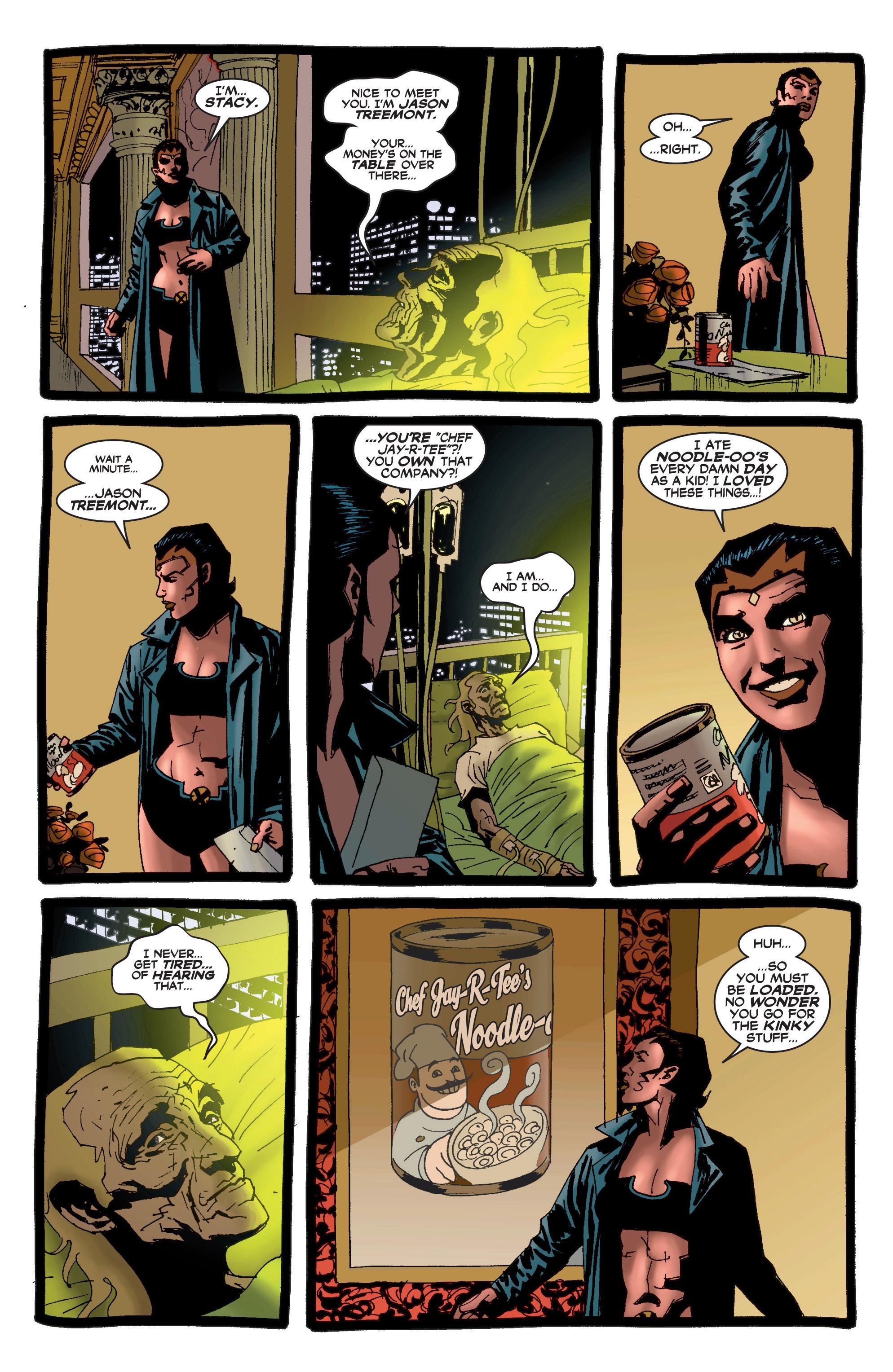 Read online Uncanny X-Men (1963) comic -  Issue #408 - 14