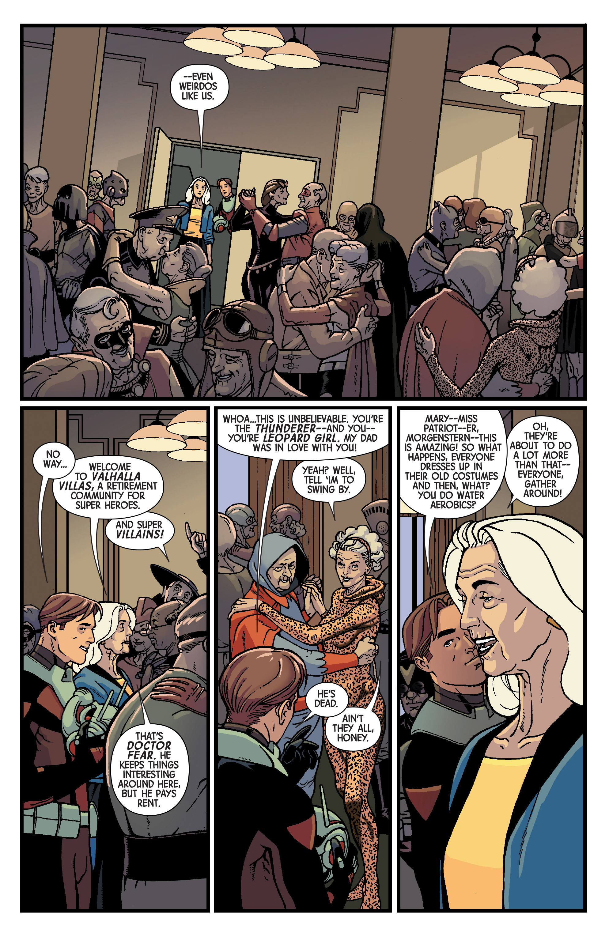 Read online Secret Wars: Last Days of the Marvel Universe comic -  Issue # TPB (Part 2) - 201