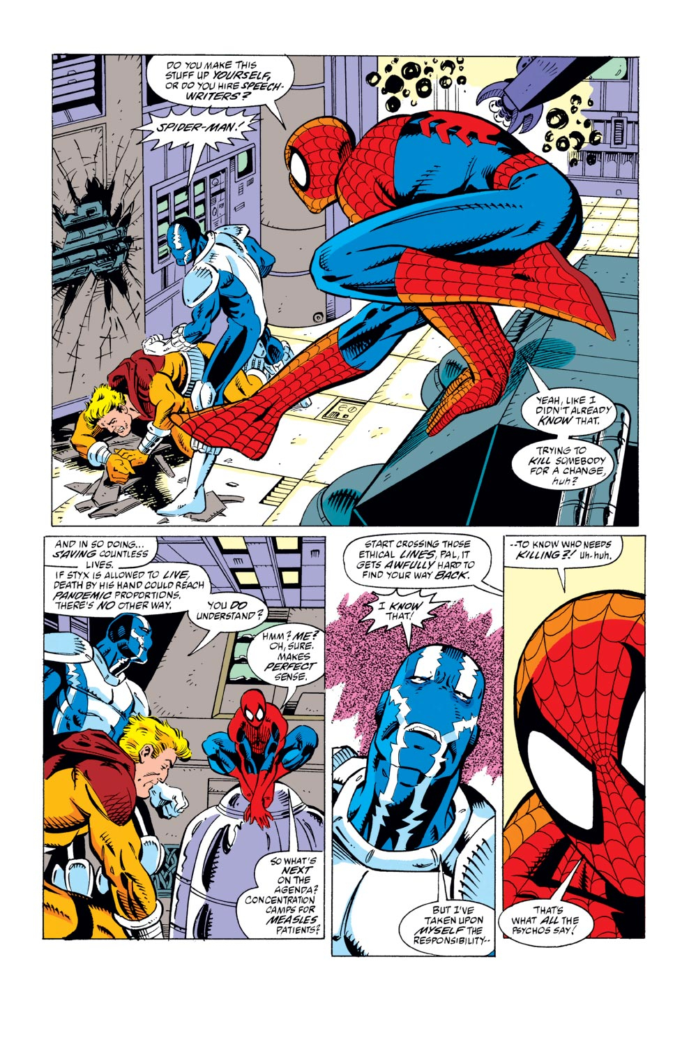 The Amazing Spider-Man (1963) 377 Page 16