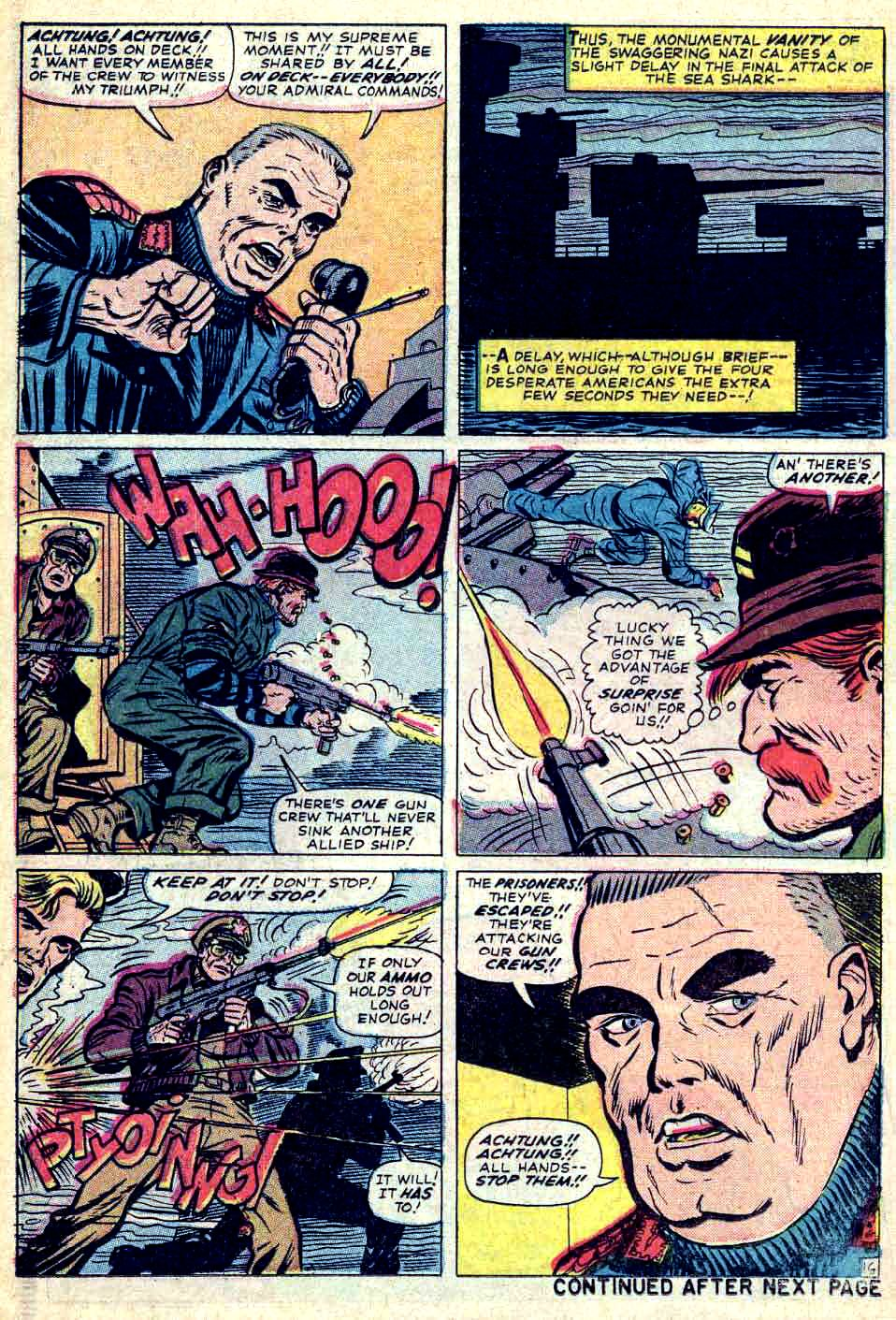 Read online Sgt. Fury comic -  Issue #26 - 22