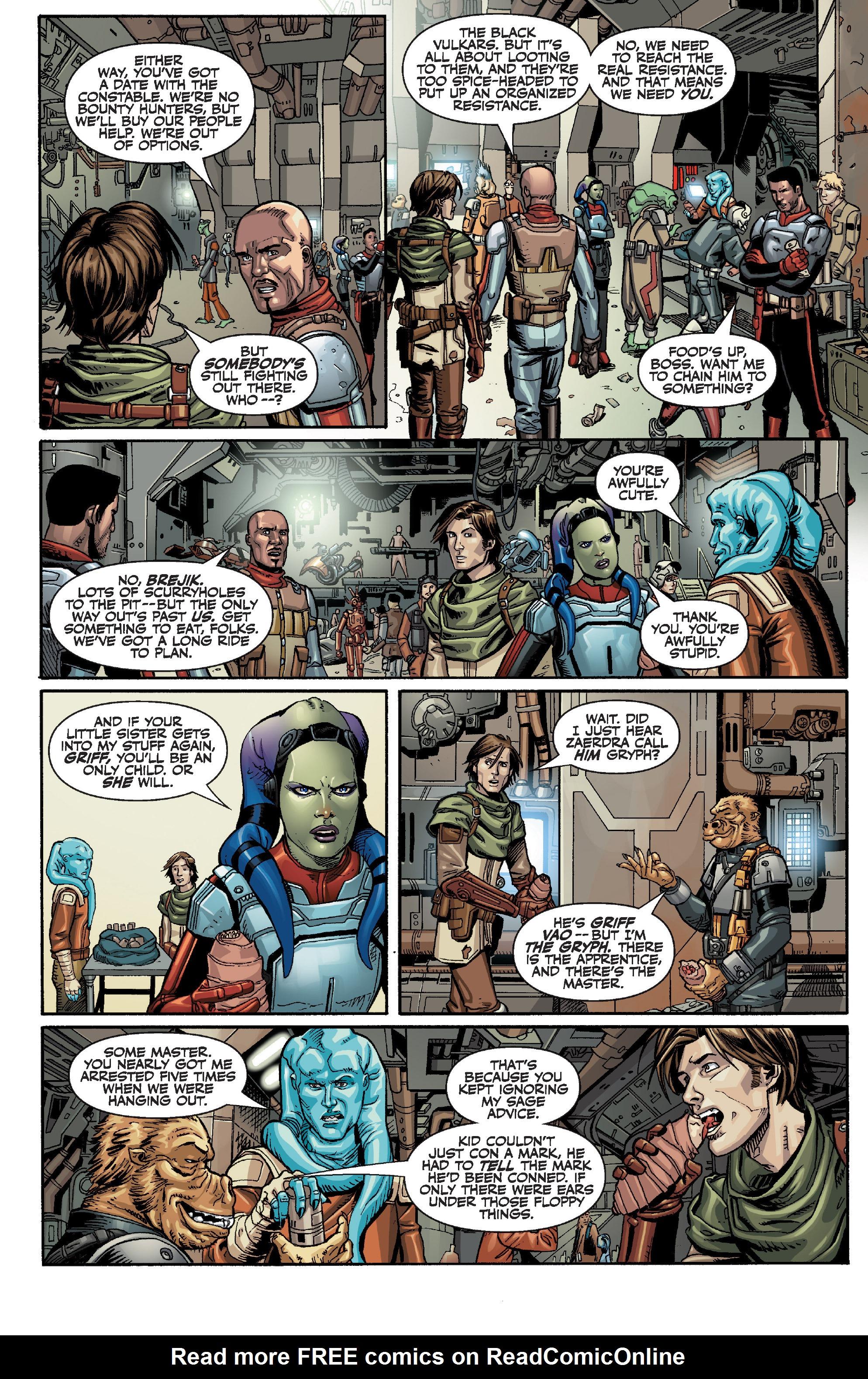 Read online Star Wars Omnibus comic -  Issue # Vol. 32 - 84