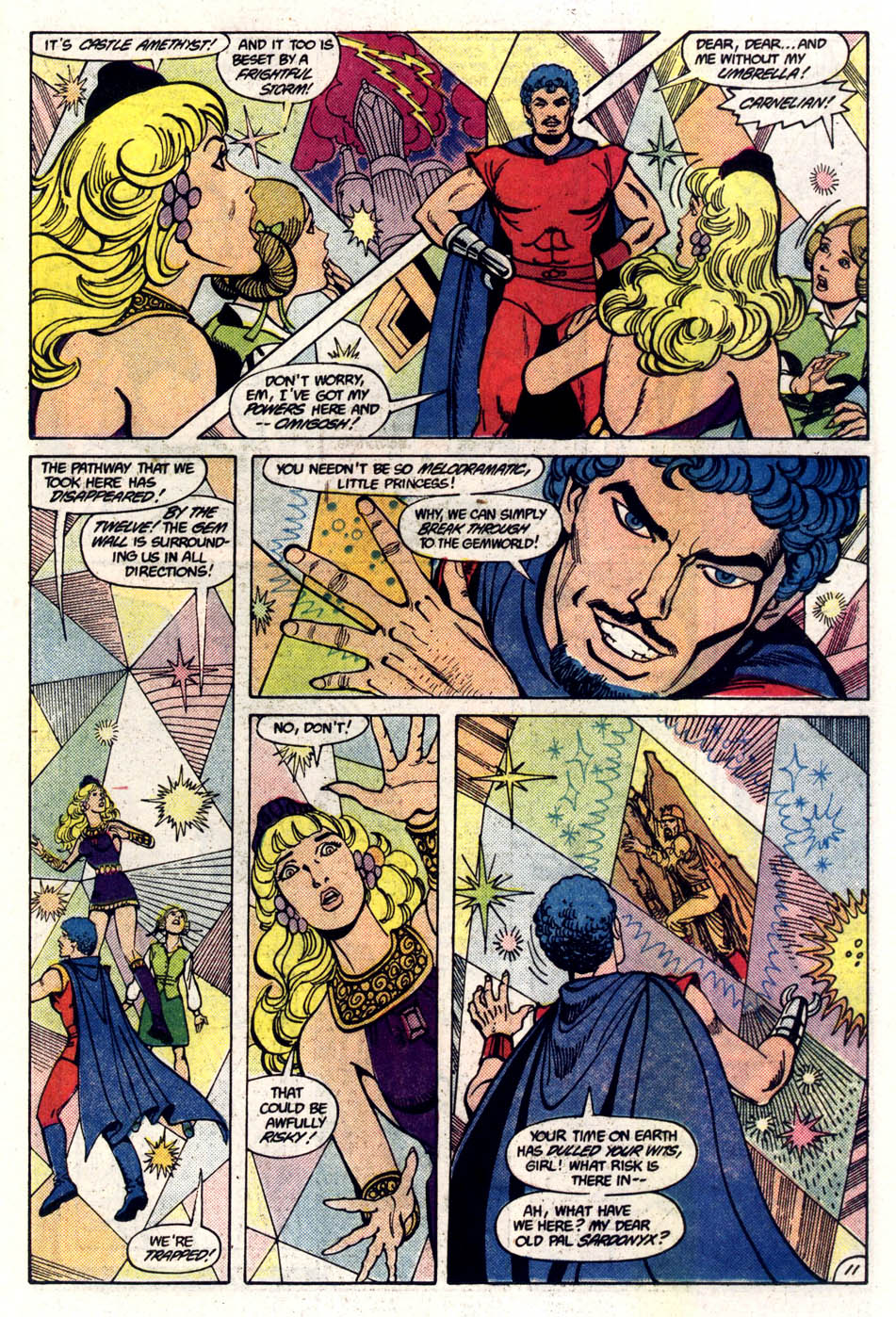 Read online Amethyst (1985) comic -  Issue #5 - 12
