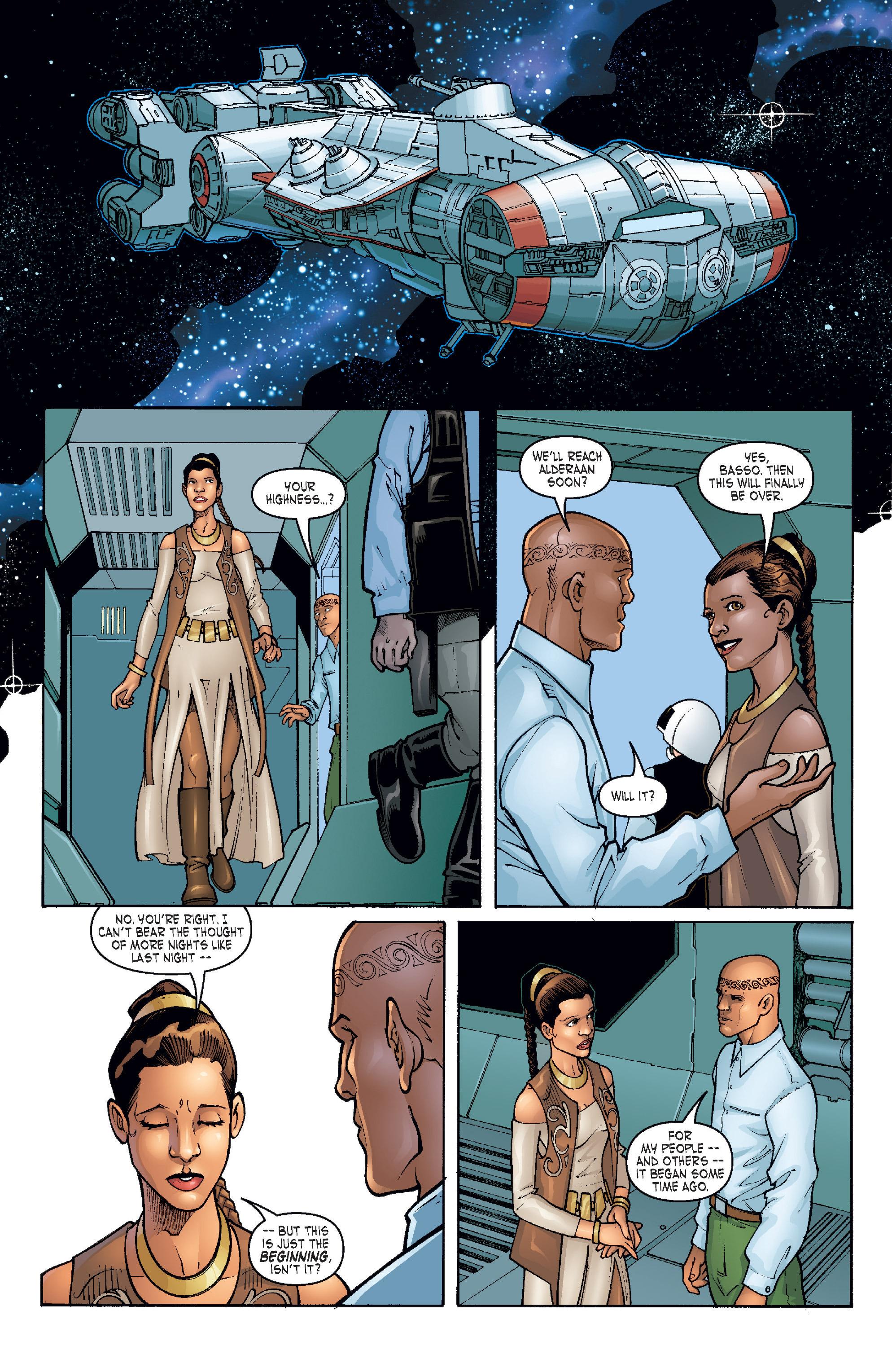 Read online Star Wars Omnibus comic -  Issue # Vol. 17 - 141