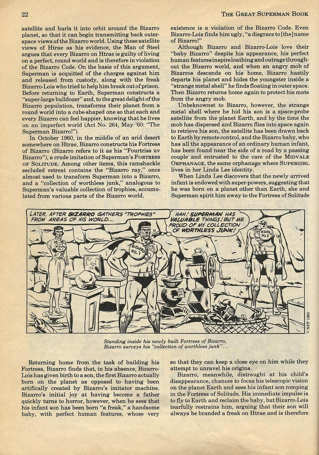 The Great Superman Book issue TPB (Part 1) - Page 40