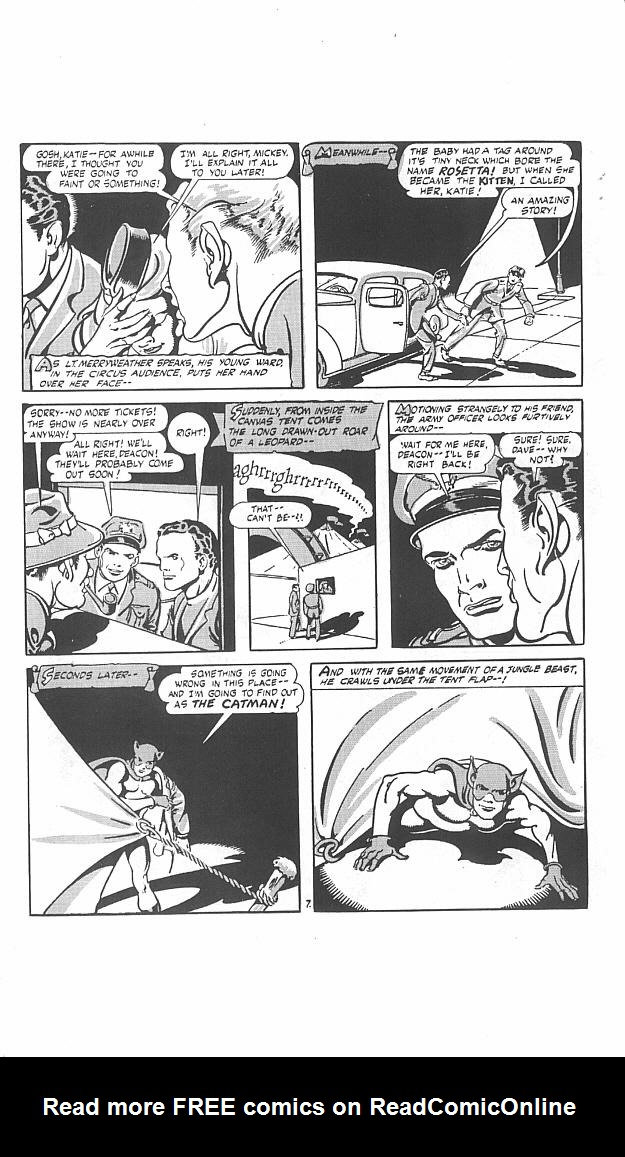 Read online Golden-Age Men of Mystery comic -  Issue #11 - 9