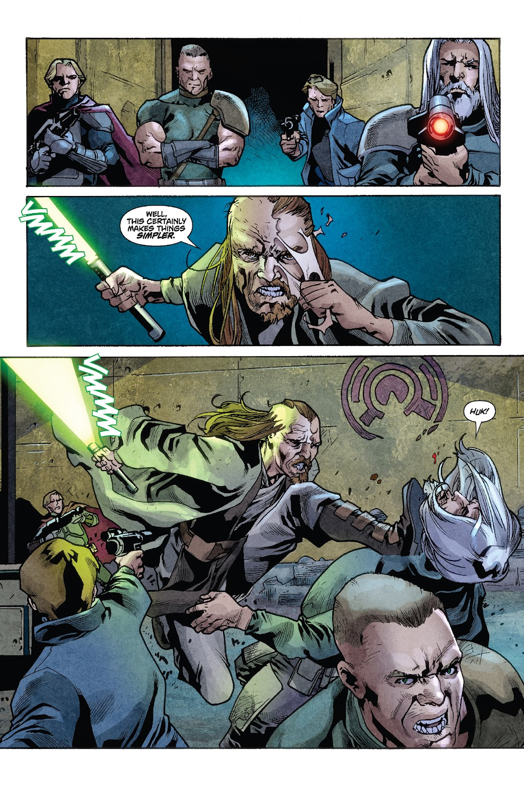 Read online Star Wars Legends: Rise of the Sith - Epic Collection comic -  Issue # TPB 1 (Part 2) - 61