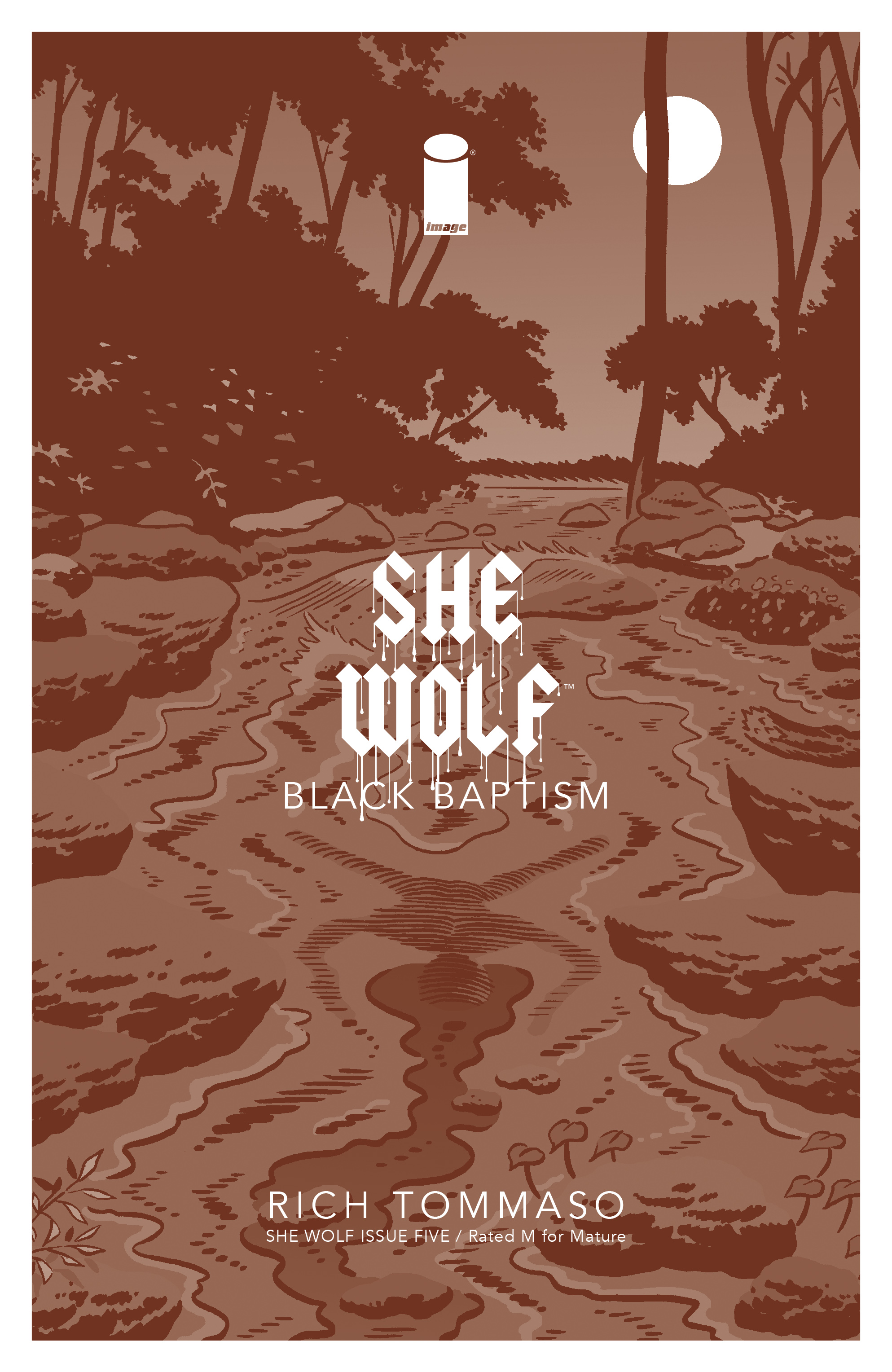 Read online She Wolf comic -  Issue #5 - 1