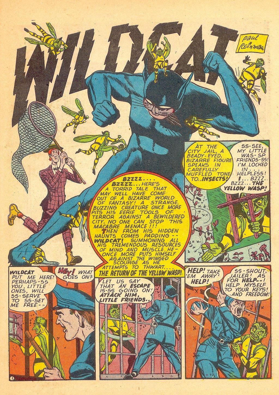 Read online Sensation (Mystery) Comics comic -  Issue #25 - 49