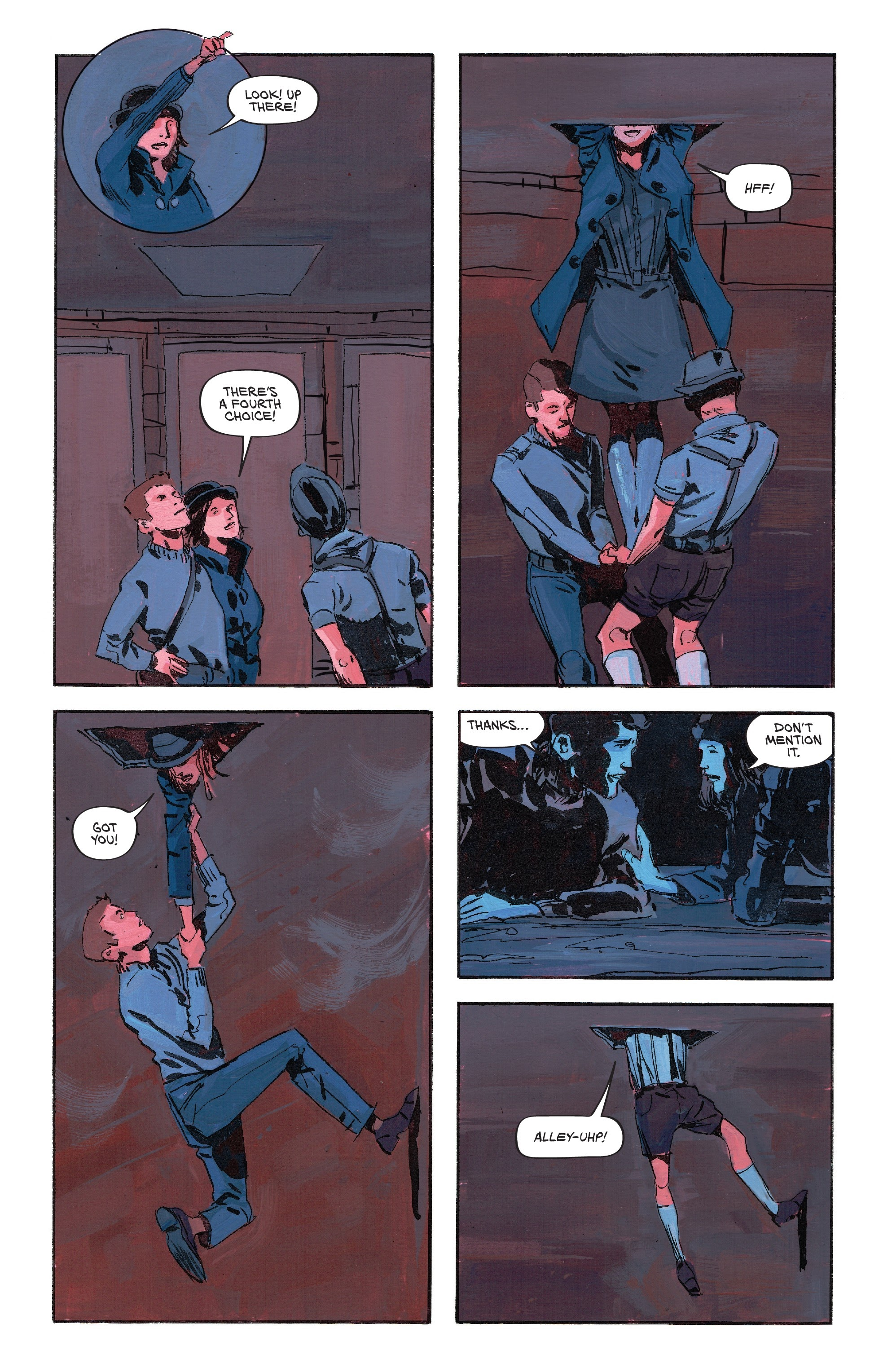 Black Badge issue 10 - Page 11