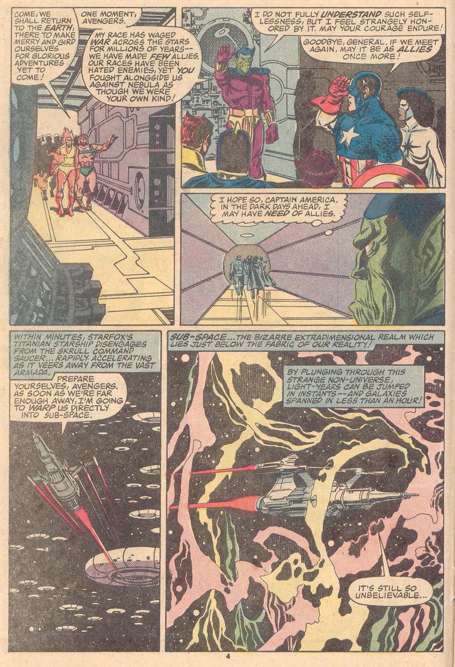 The Avengers (1963) 261 Page 4