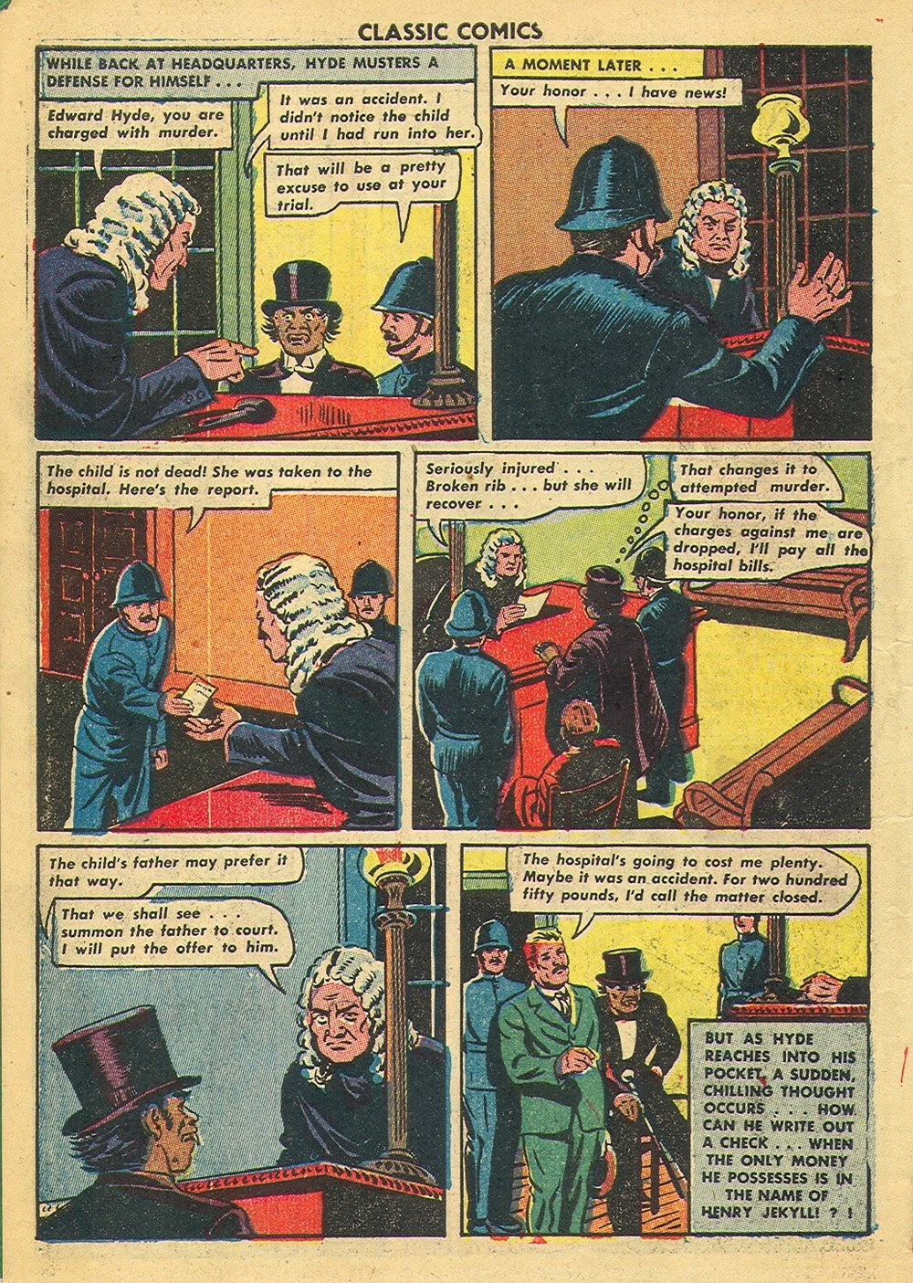 Classics Illustrated issue 13 - Page 18