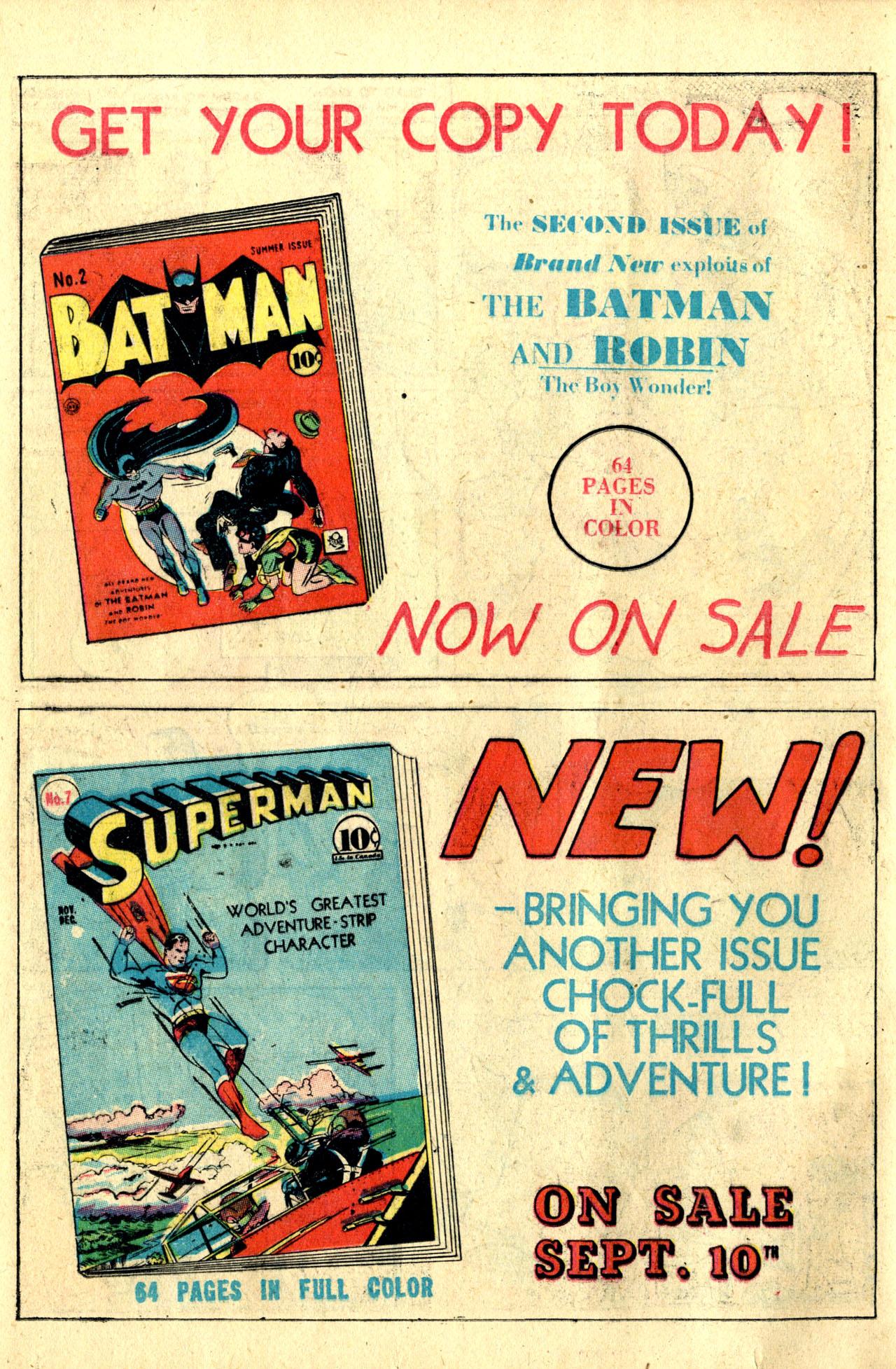 Read online Detective Comics (1937) comic -  Issue #44 - 16