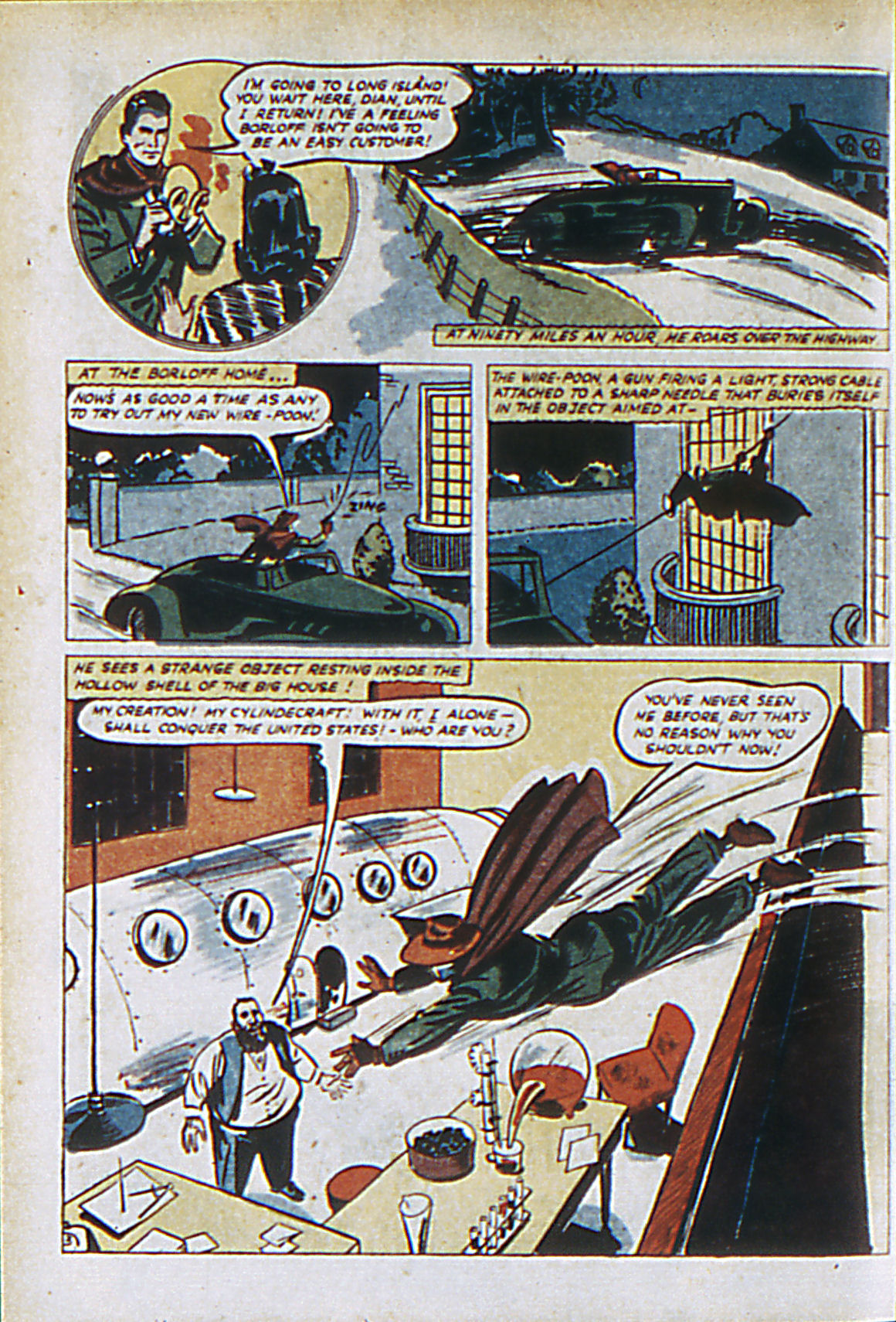 Read online Adventure Comics (1938) comic -  Issue #61 - 59