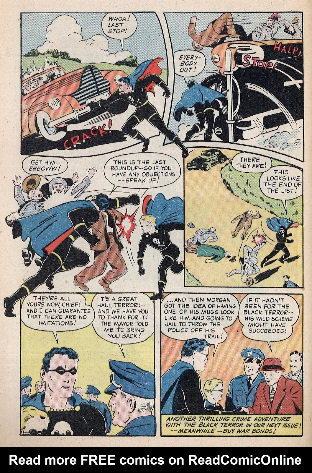 Exciting Comics (1940) issue 38 - Page 14
