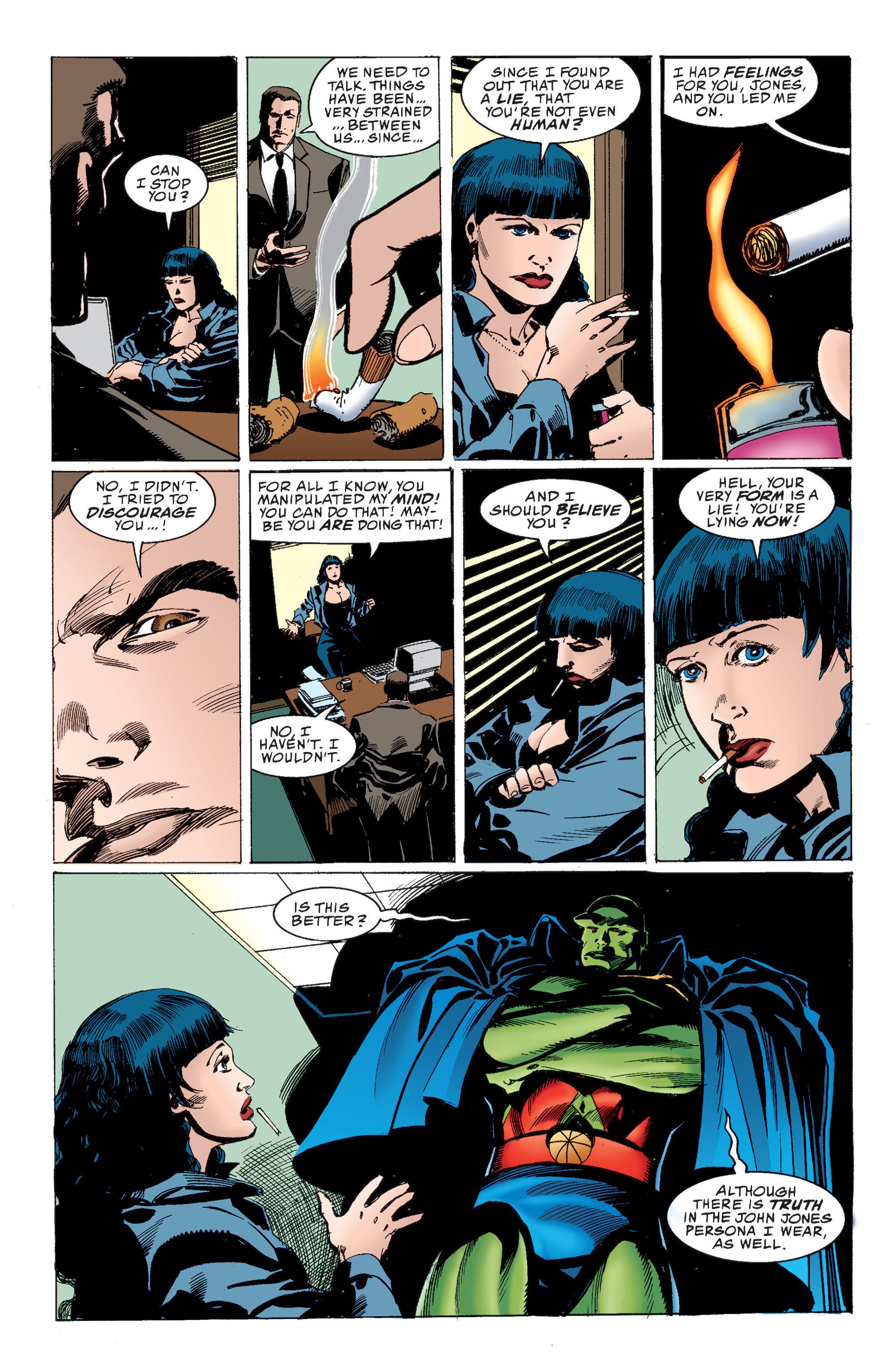 Read online Martian Manhunter: Son of Mars comic -  Issue # TPB - 83