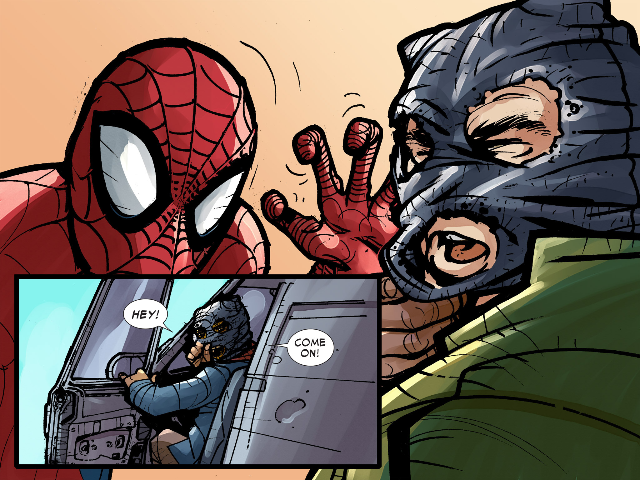 Read online Amazing Spider-Man: Who Am I? comic -  Issue # Full (Part 2) - 79