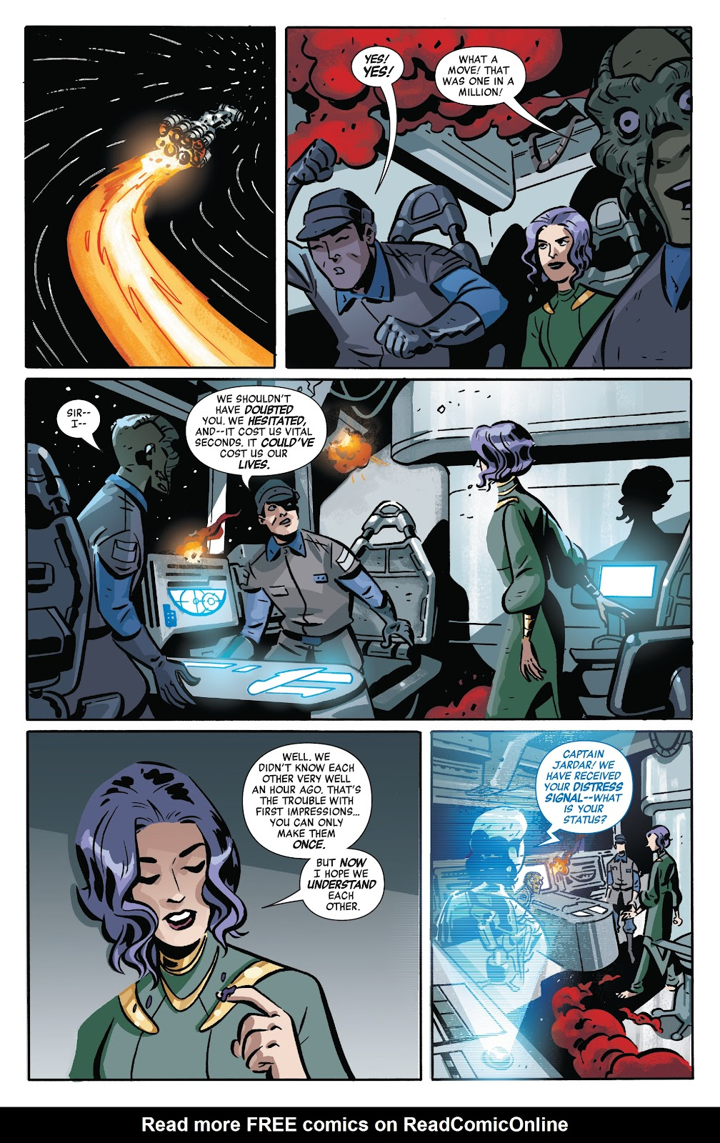 Read online Star Wars: Age of Republic: Heroes comic -  Issue # TPB - 108