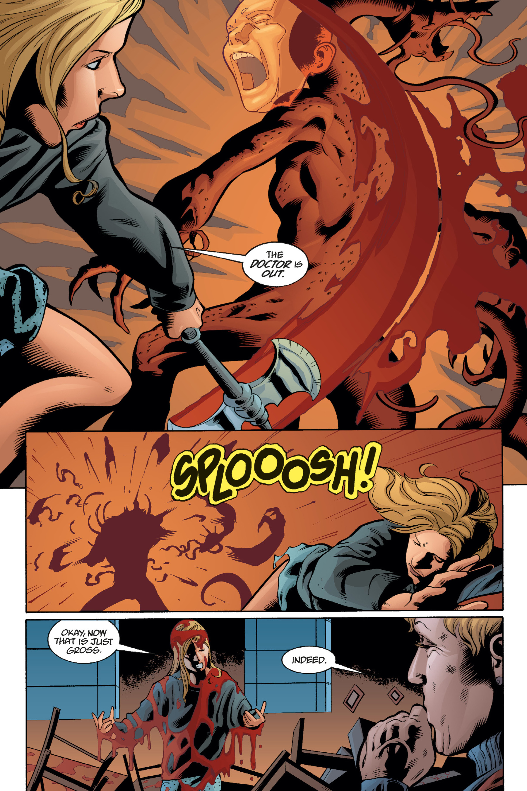 Read online Buffy the Vampire Slayer: Omnibus comic -  Issue # TPB 1 - 293