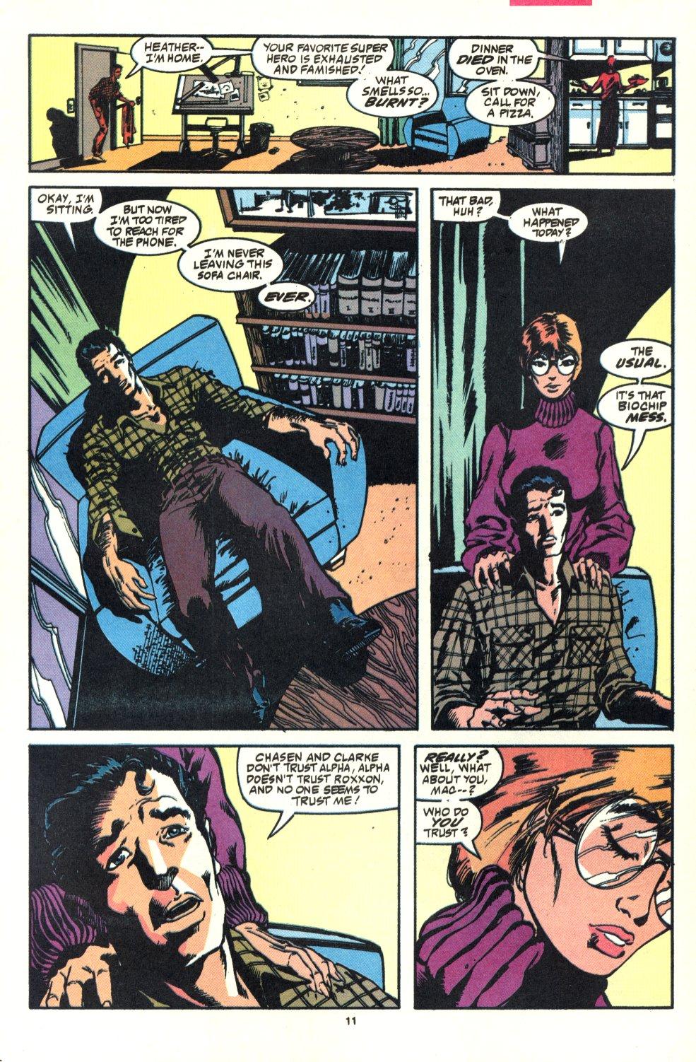 Read online Alpha Flight (1983) comic -  Issue #92 - 10