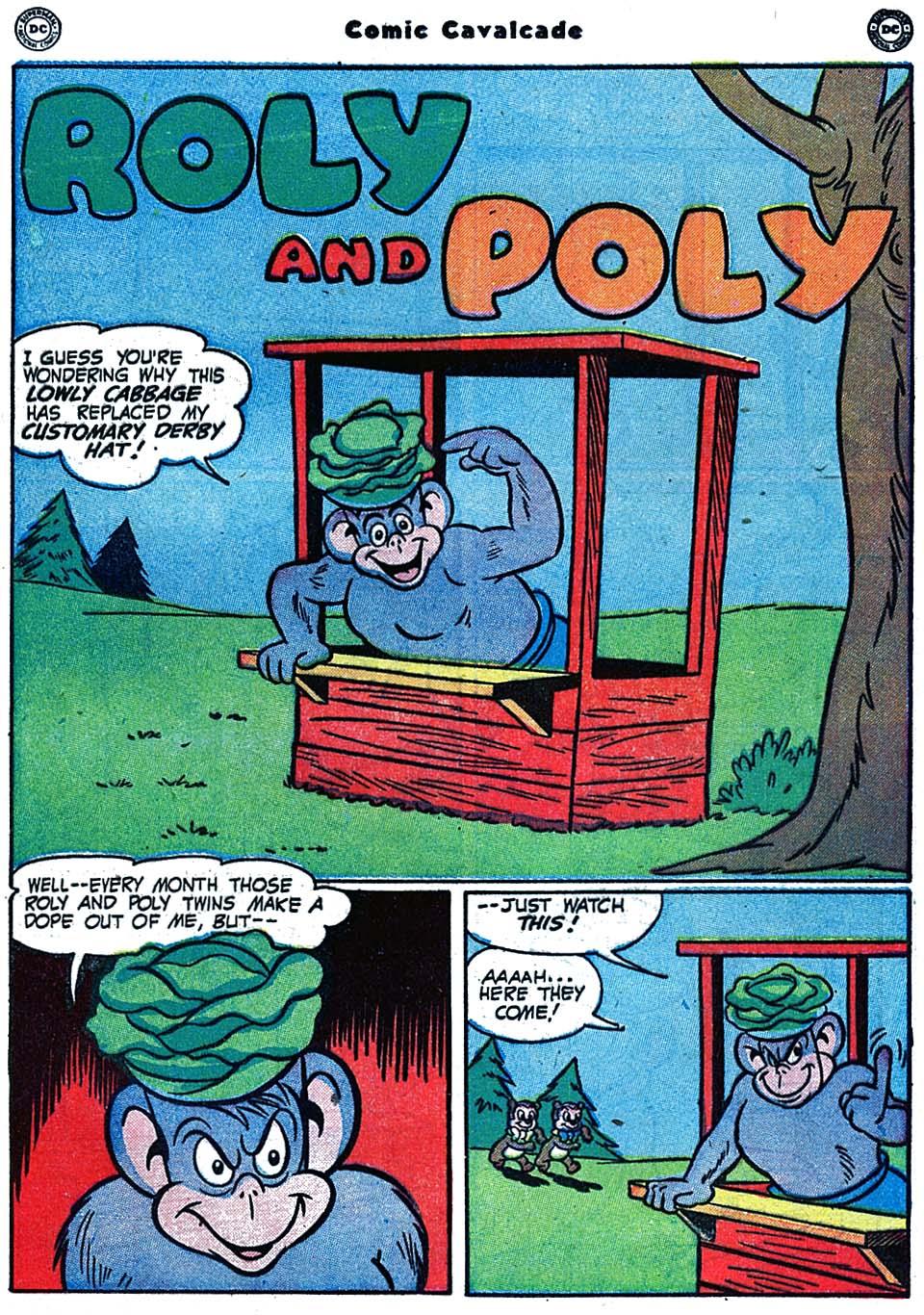 Comic Cavalcade issue 38 - Page 19