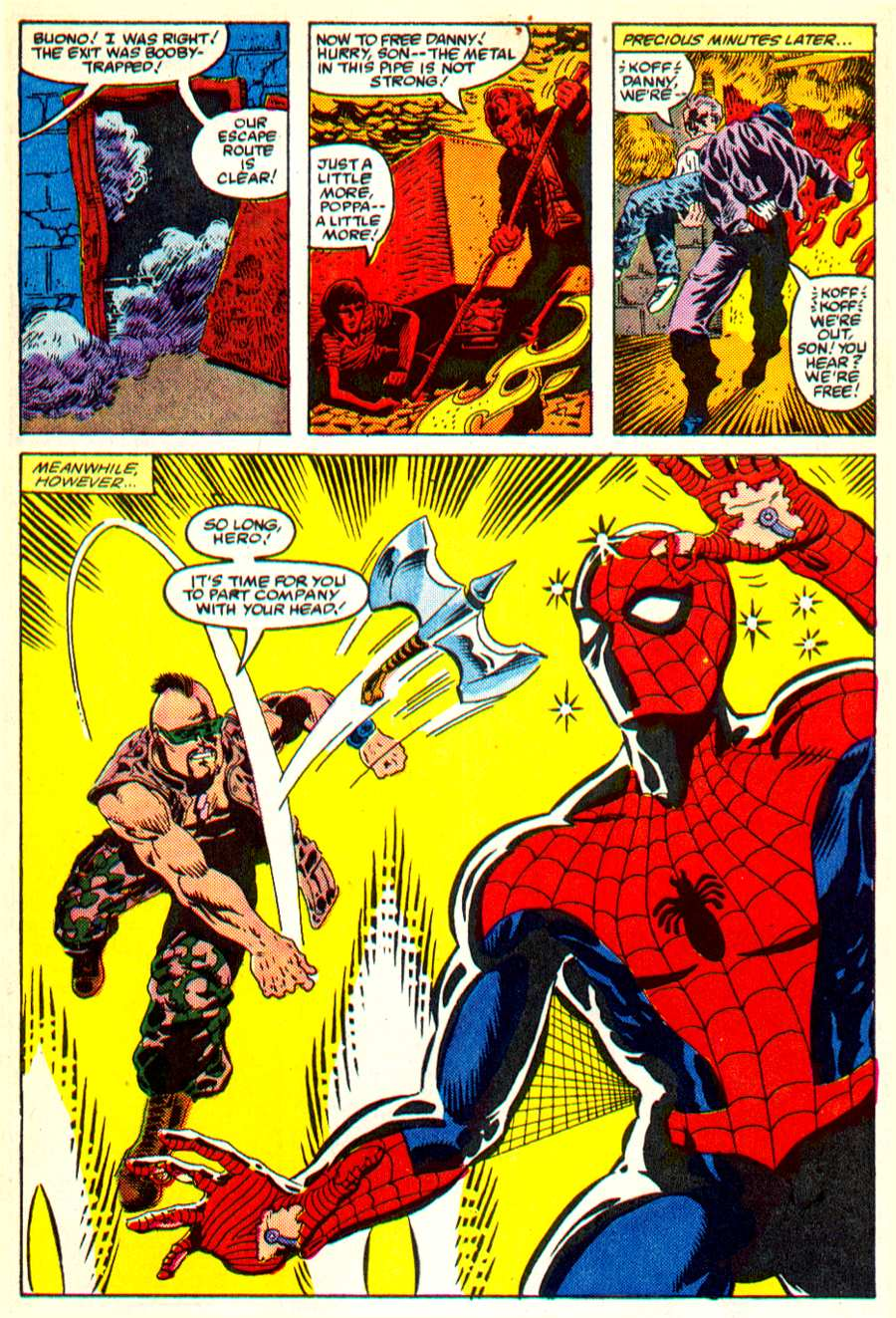 Web of Spider-Man (1985) Issue #27 #37 - English 20