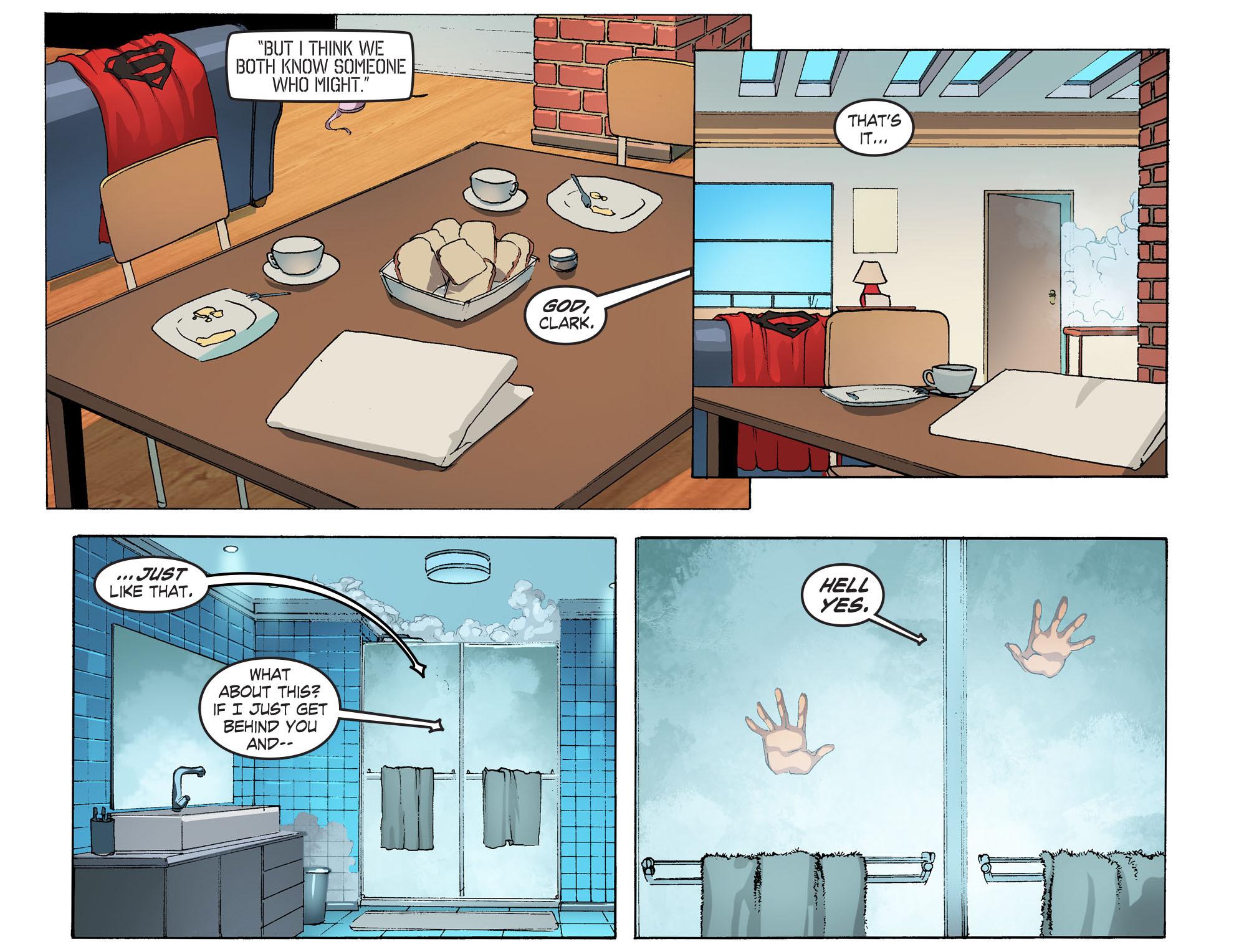 Read online Smallville: Season 11 comic -  Issue #42 - 11