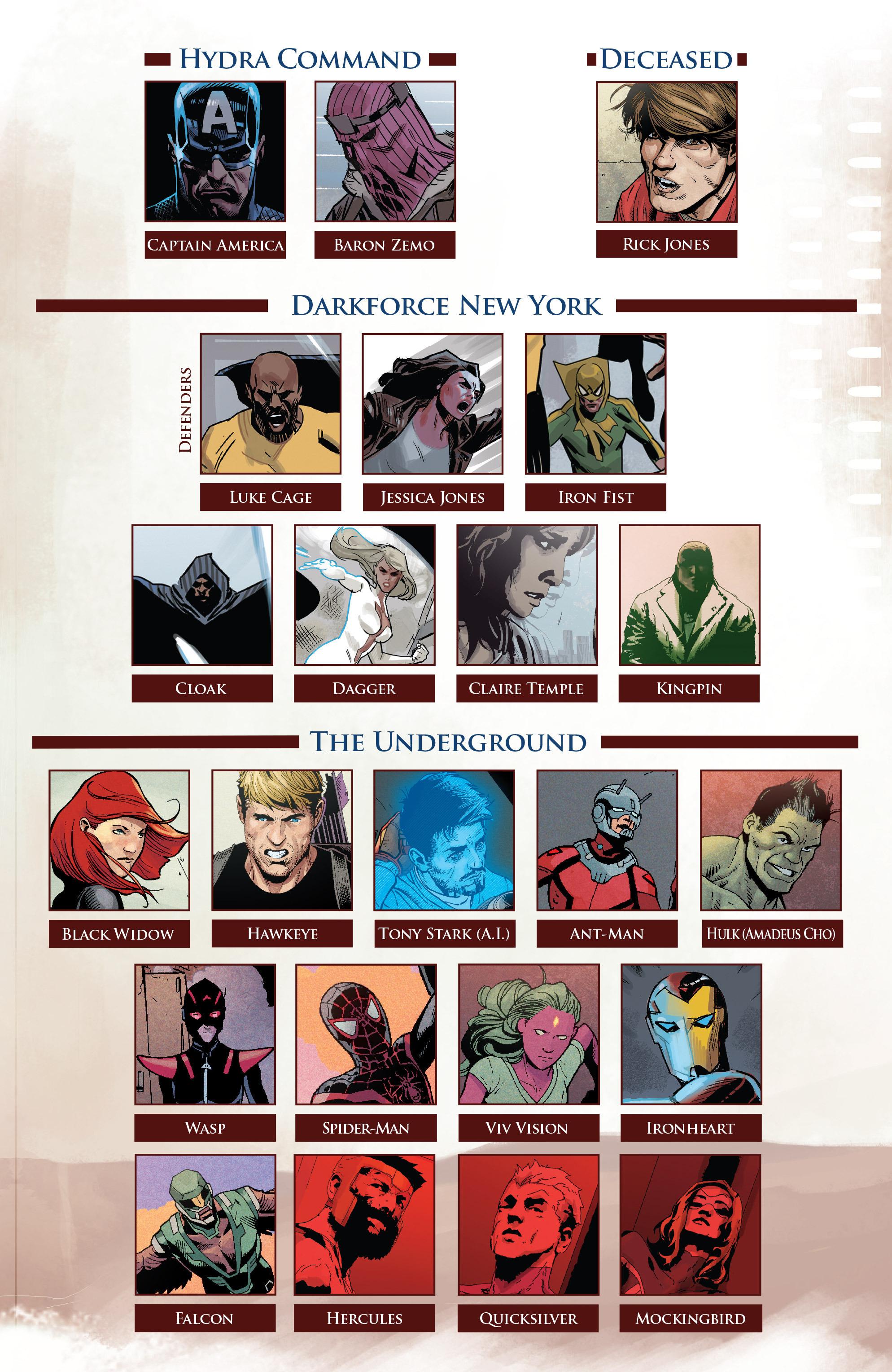 Read online Secret Empire comic -  Issue #2 - 6