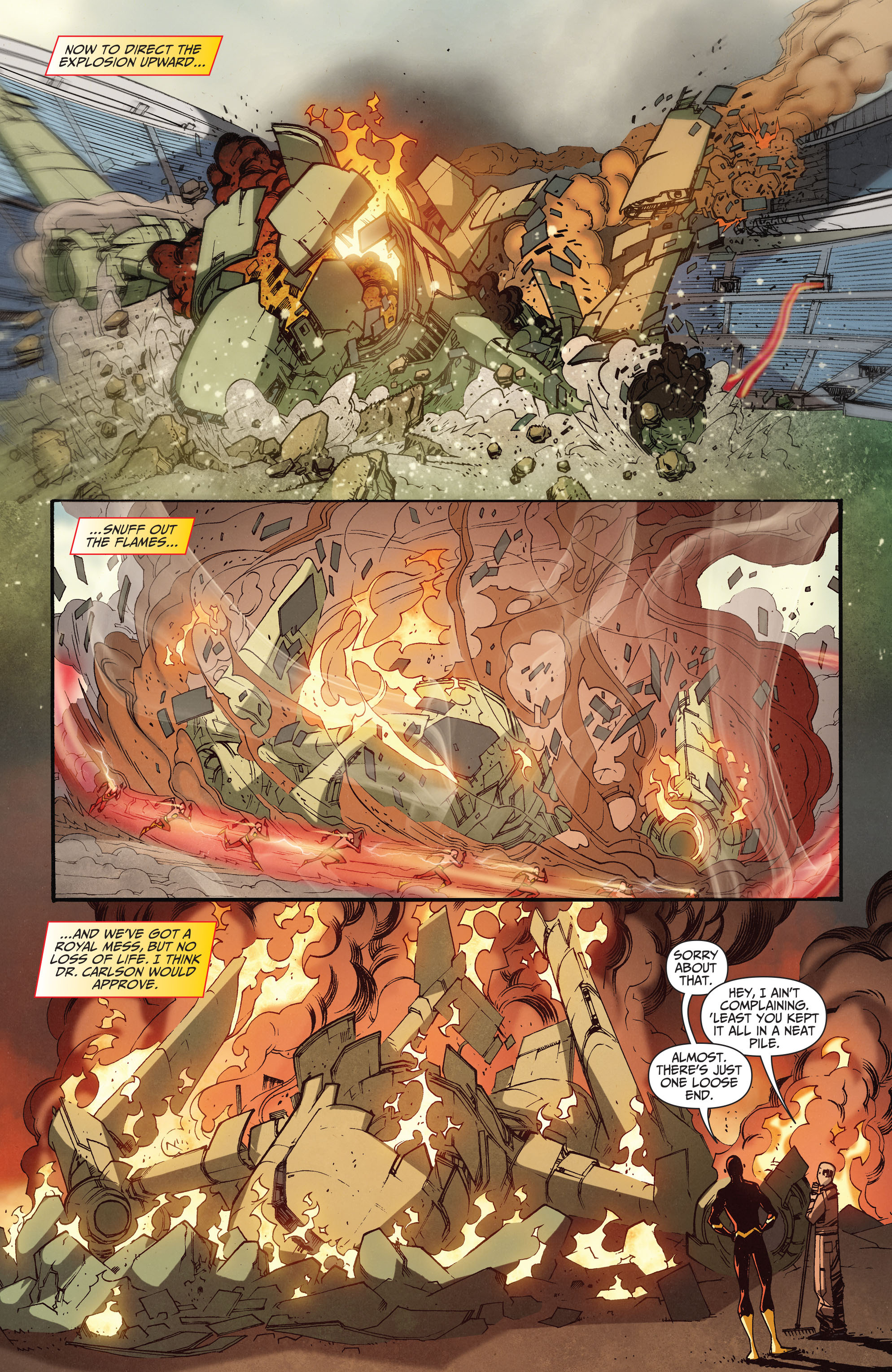 Read online The Flash (2011) comic -  Issue # _TPB 5 - 62