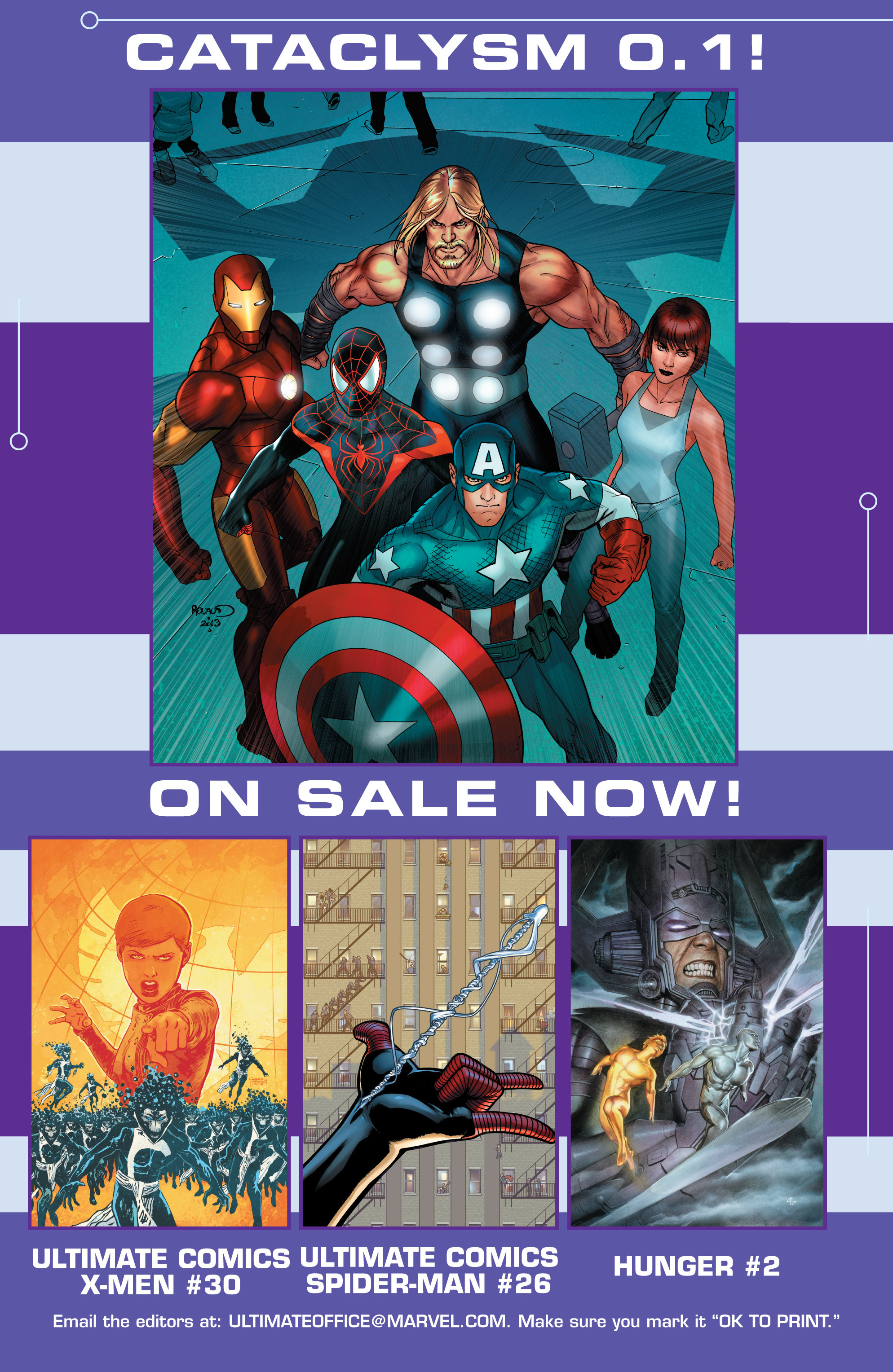 Read online Ultimate Comics Ultimates comic -  Issue #30 - 22